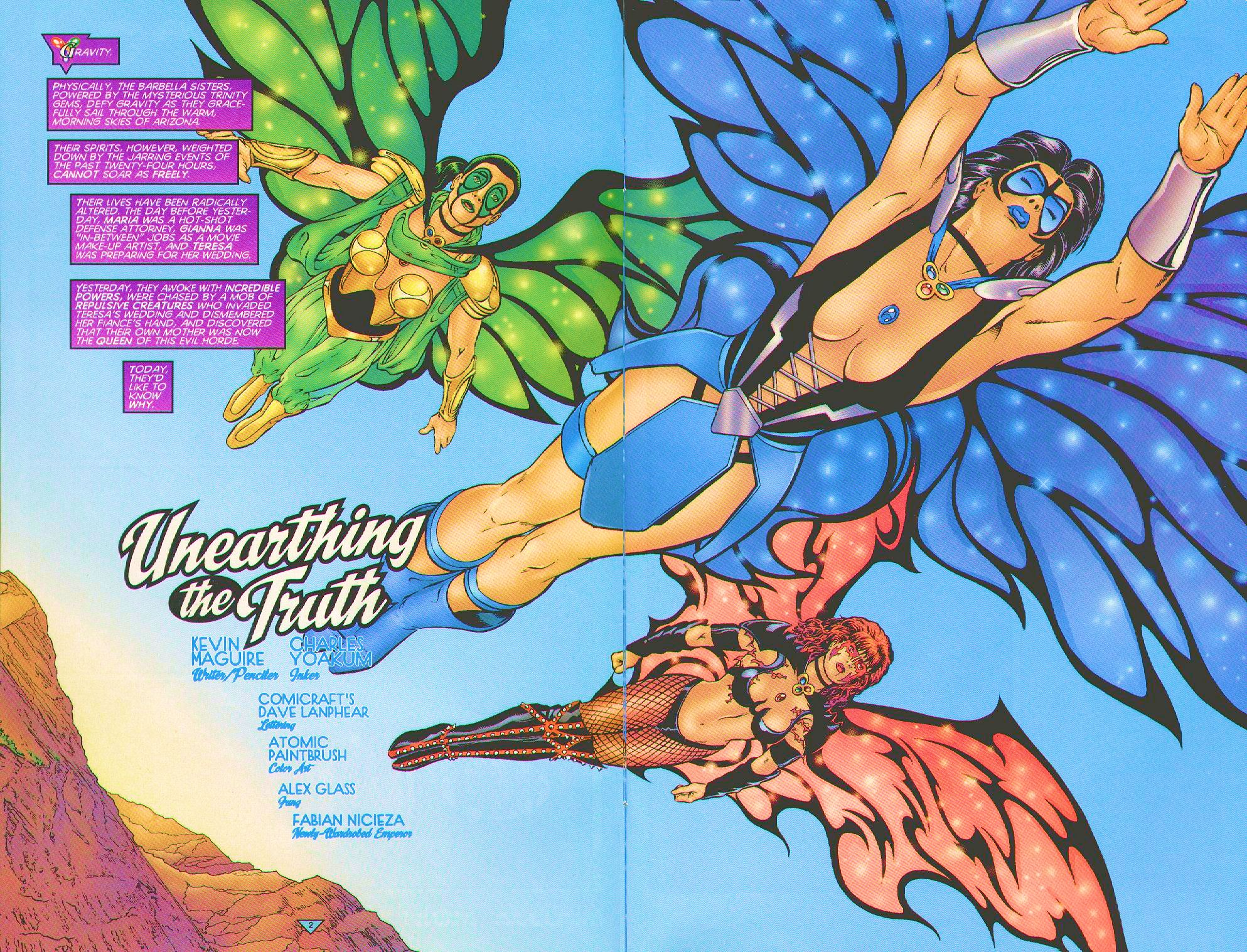 Read online Trinity Angels comic -  Issue #5 - 3