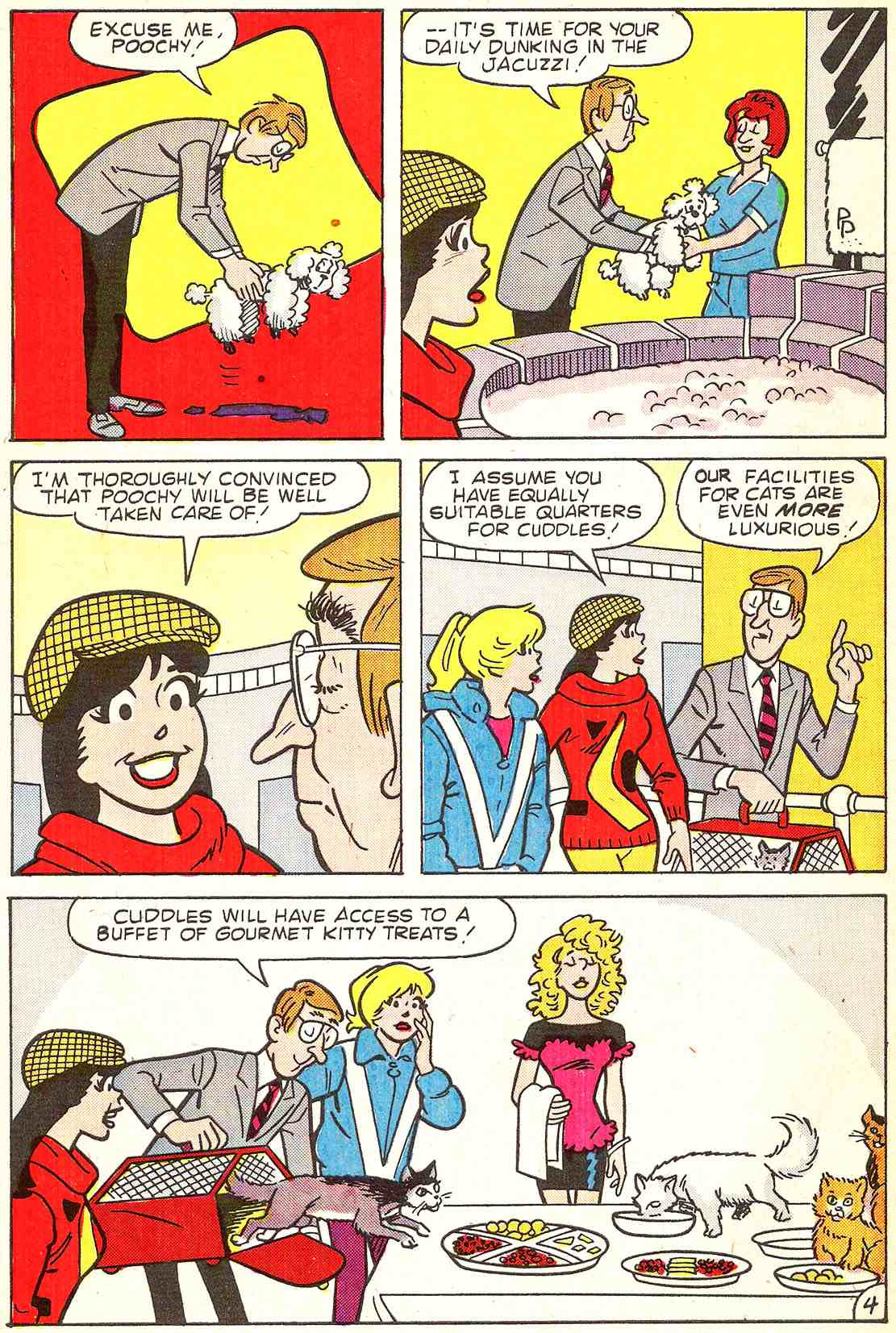 Read online Archie's Girls Betty and Veronica comic -  Issue #341 - 32
