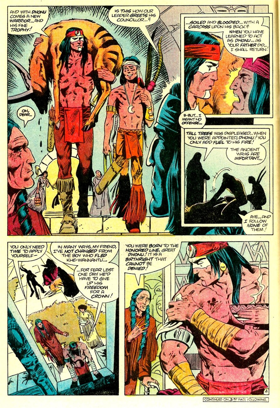 Read online Arion, Lord of Atlantis comic -  Issue #16 - 5