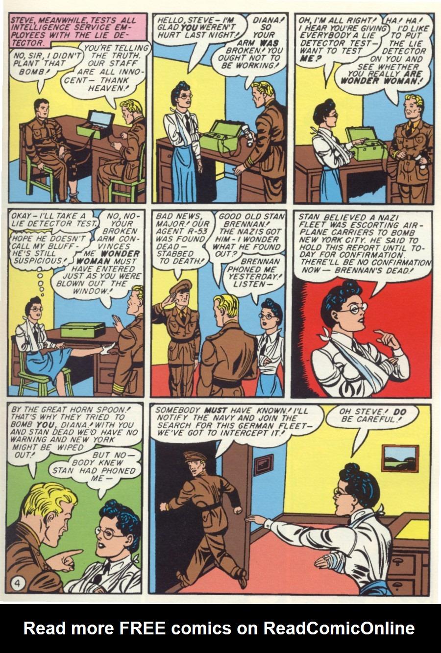 Read online Sensation (Mystery) Comics comic -  Issue #15 - 6