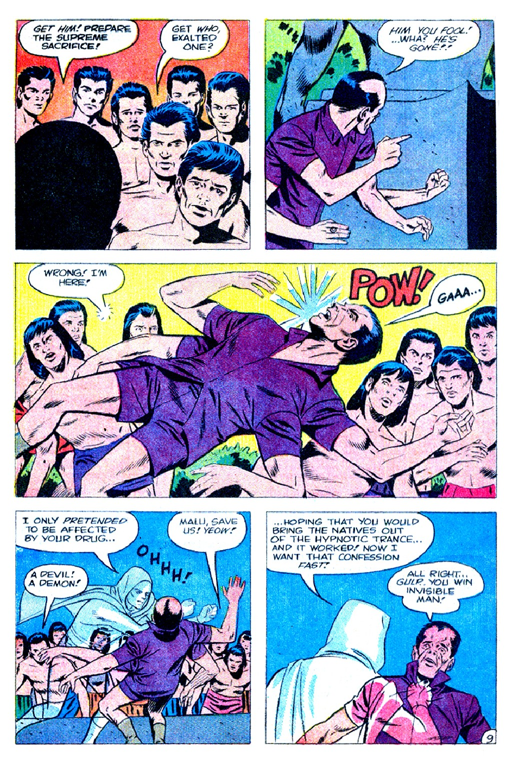 T.H.U.N.D.E.R. Agents (1965) issue 9 - Page 36