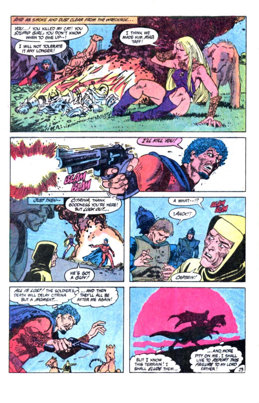 Read online Amethyst, Princess of Gemworld comic -  Issue #2 - 25
