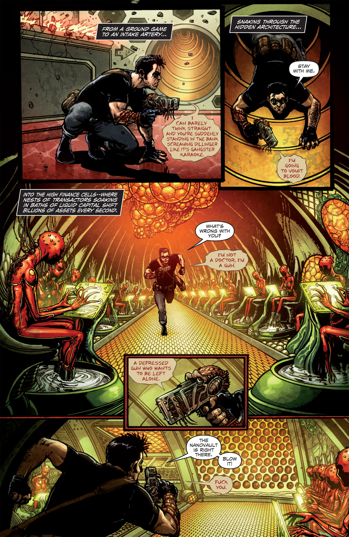 Read online Ballistic (2013) comic -  Issue #1 - 23