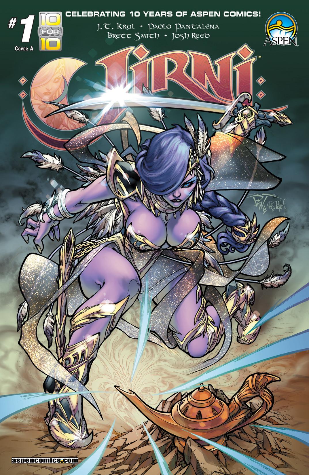 Read online Jirni comic -  Issue #1 - 1