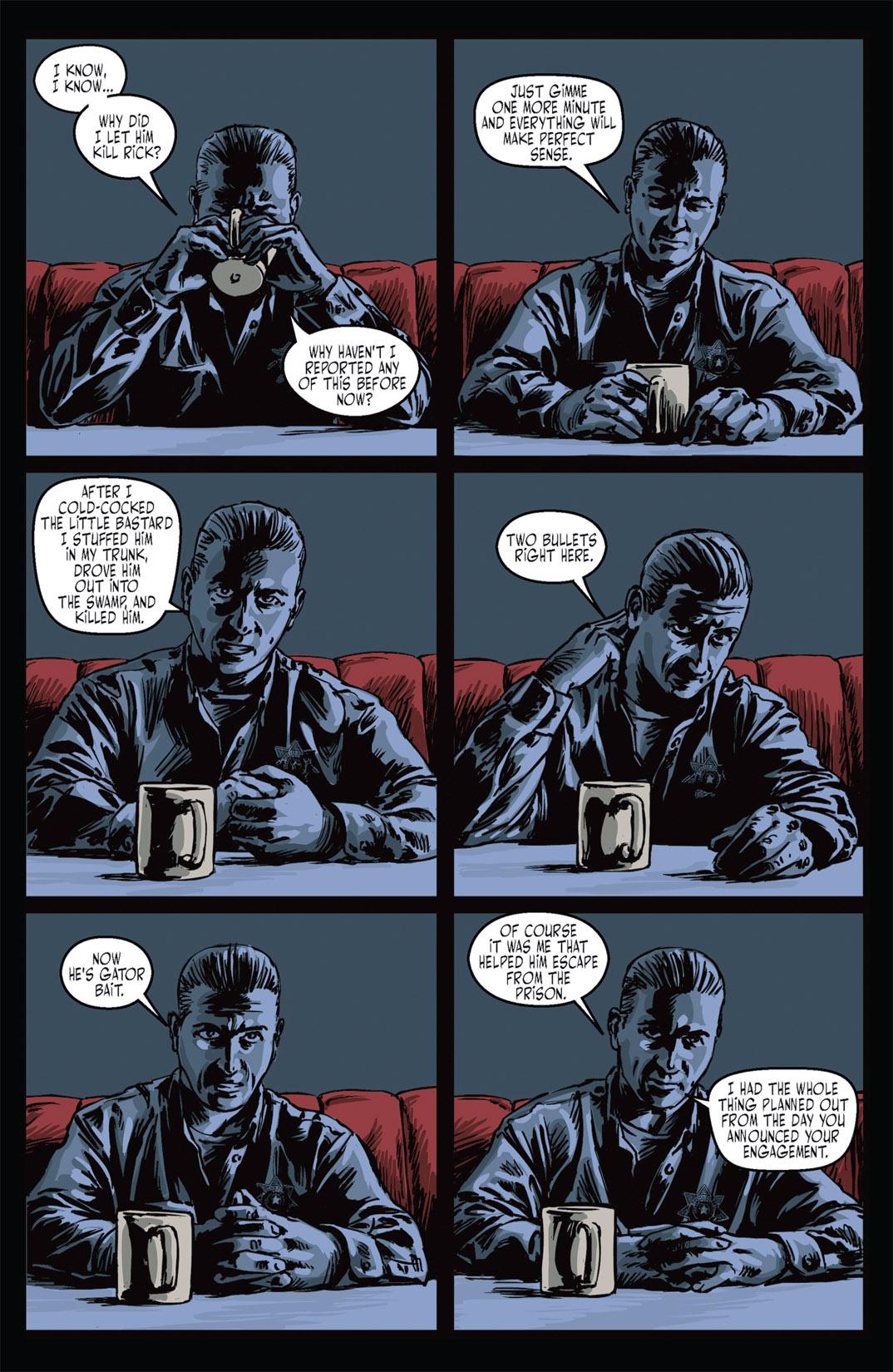 Read online Nightmare World comic -  Issue # Vol. 1 Thirteen Tales of Terror - 67
