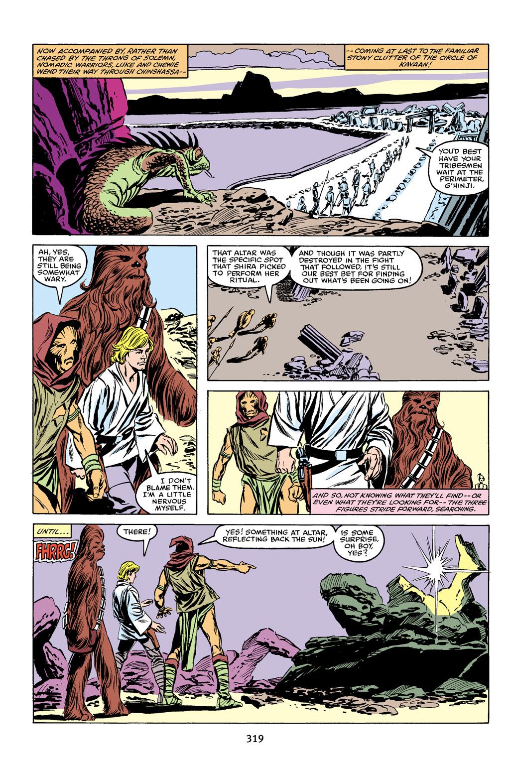 Read online Star Wars Omnibus comic -  Issue # Vol. 16 - 314