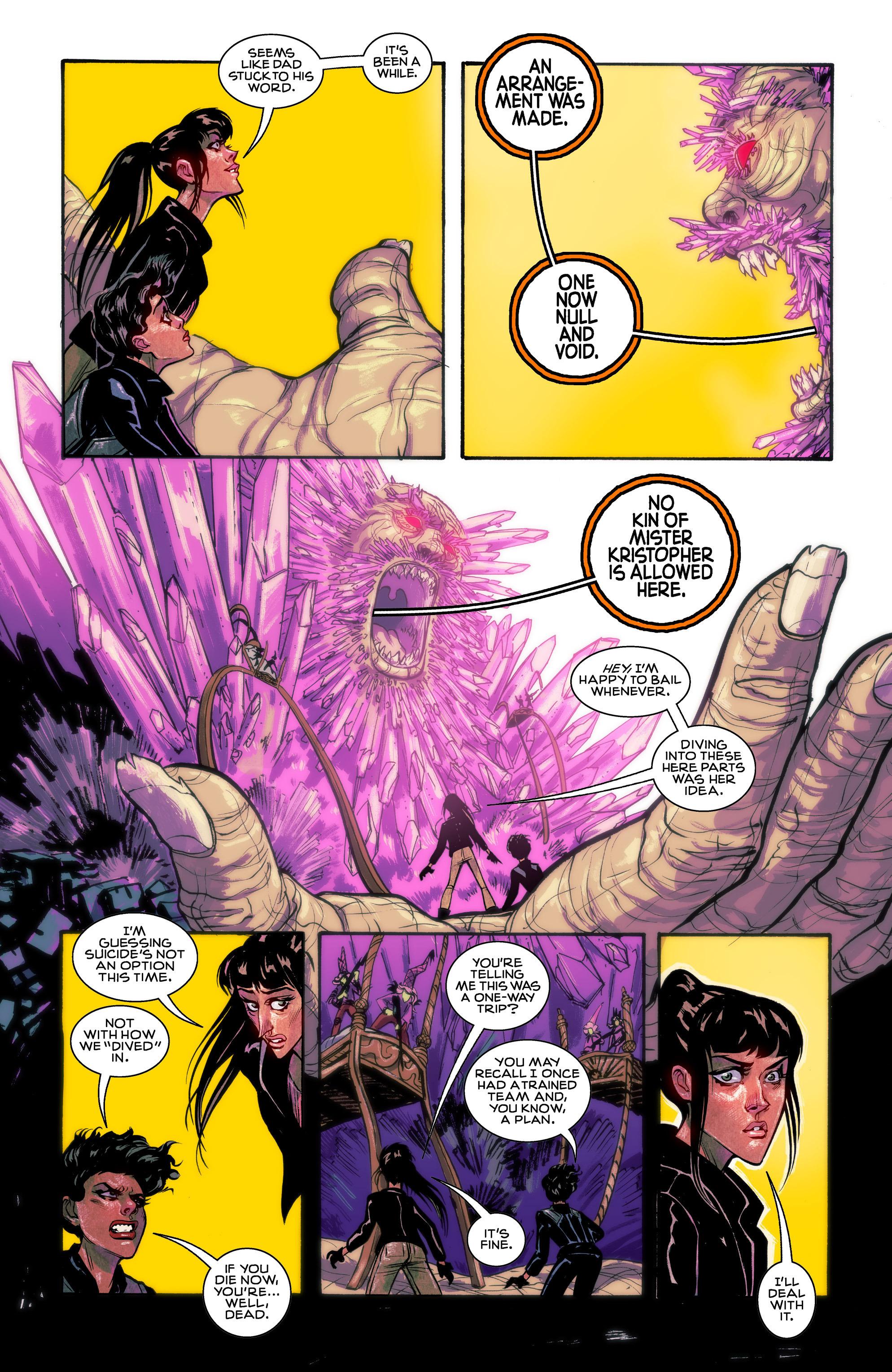 Read online Shutter comic -  Issue #11 - 5