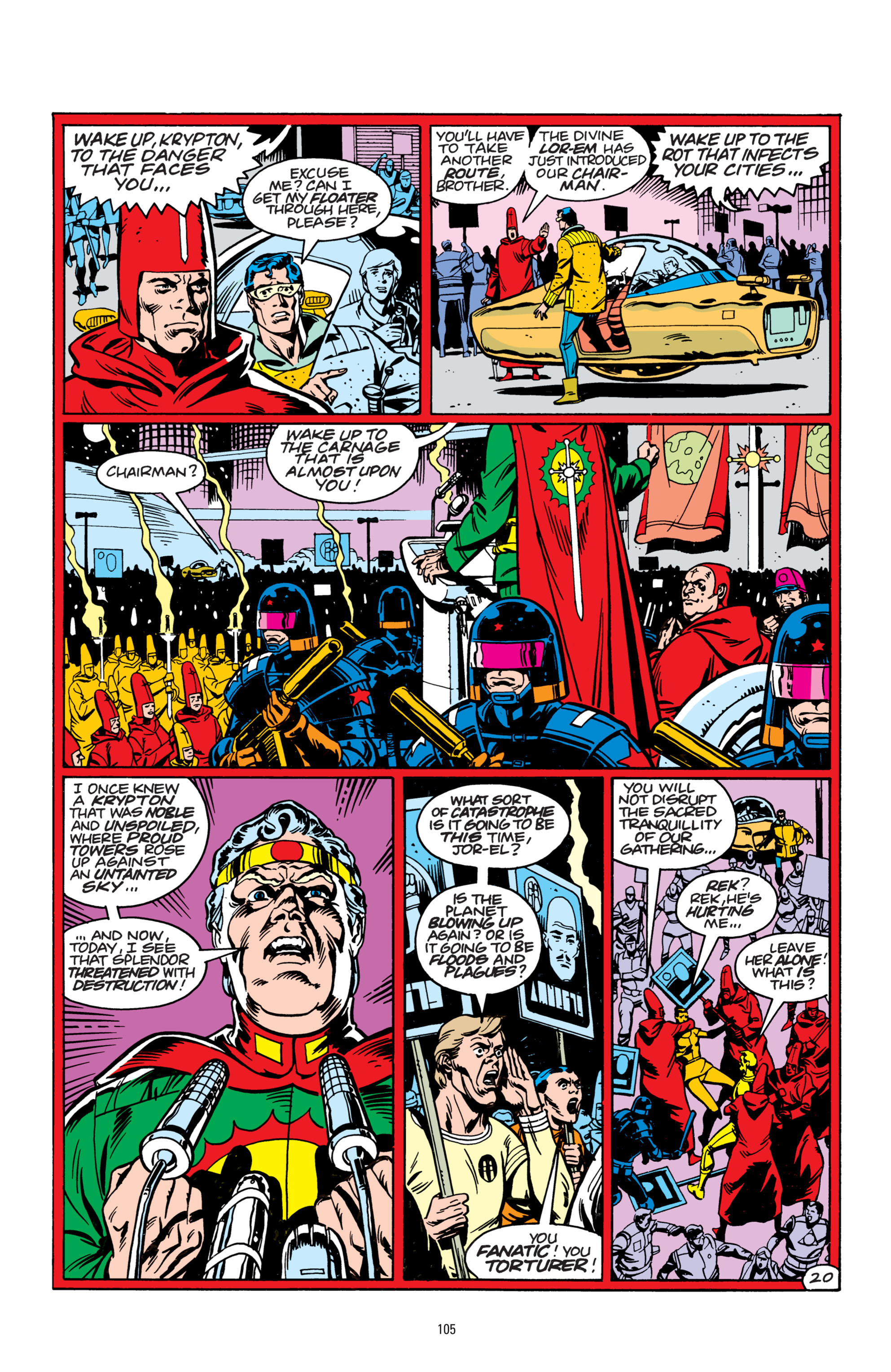 Read online Superman: Whatever Happened to the Man of Tomorrow? comic -  Issue # TPB - 104