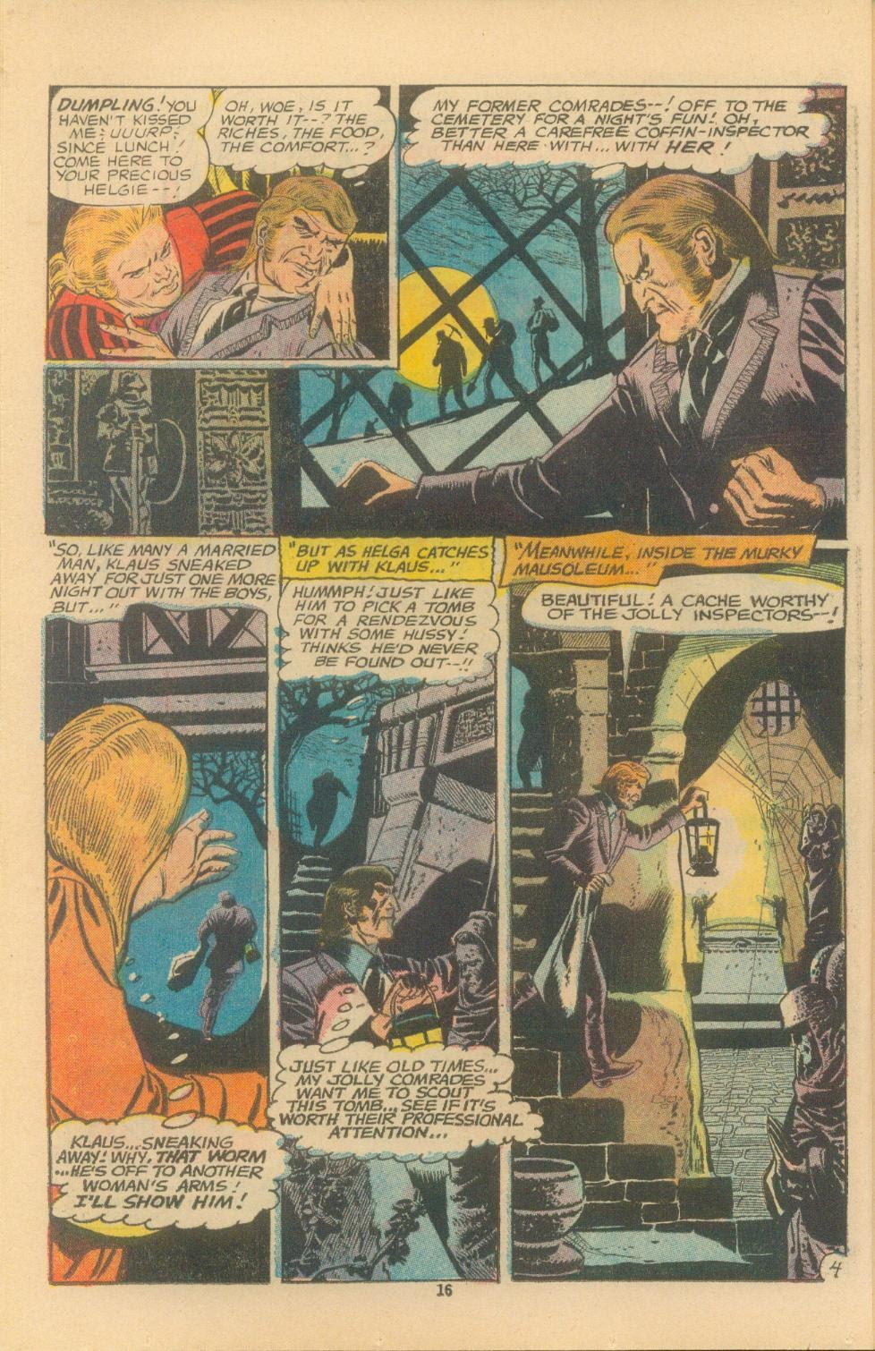 The Witching Hour (1969) issue 38 - Page 18