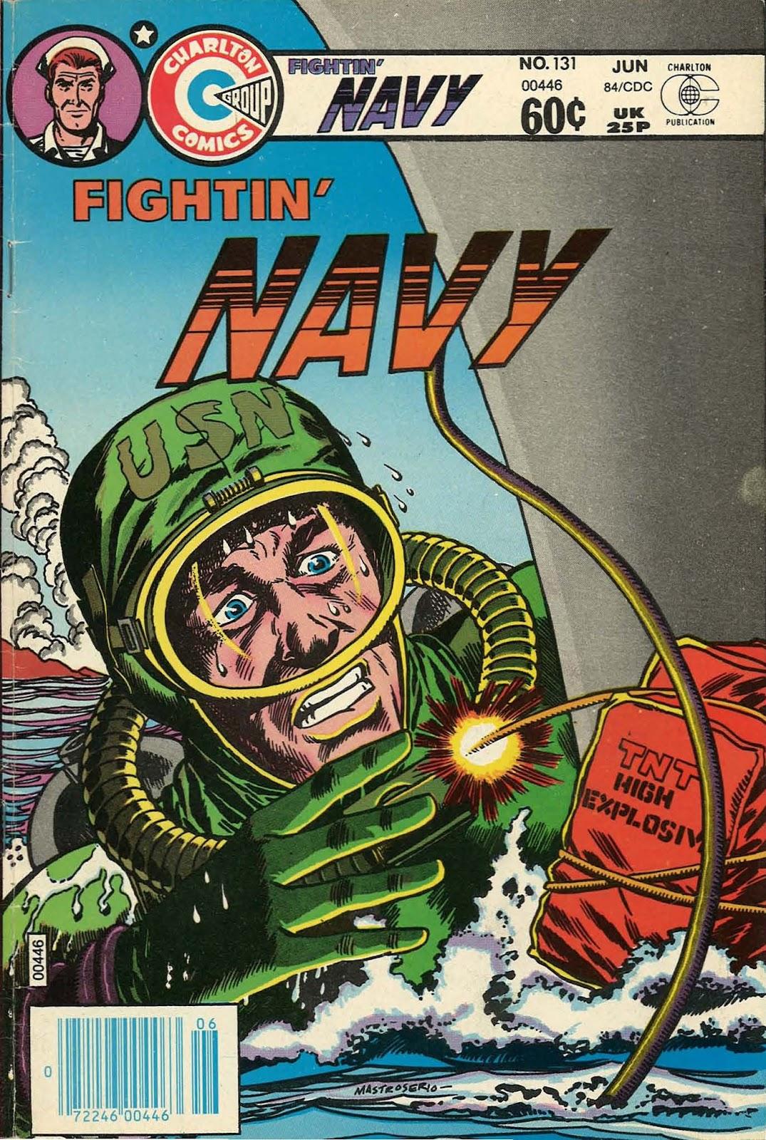 Read online Fightin' Navy comic -  Issue #131 - 1