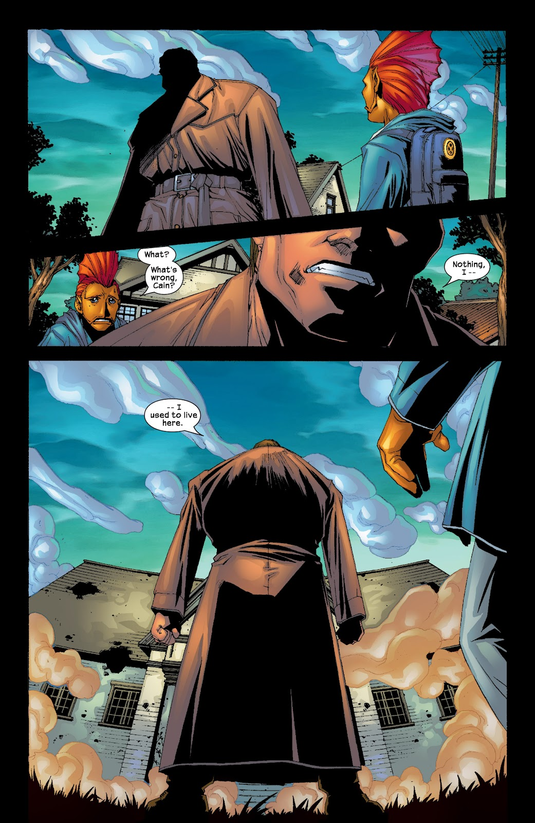 Uncanny X-Men (1963) issue 416 - Page 17