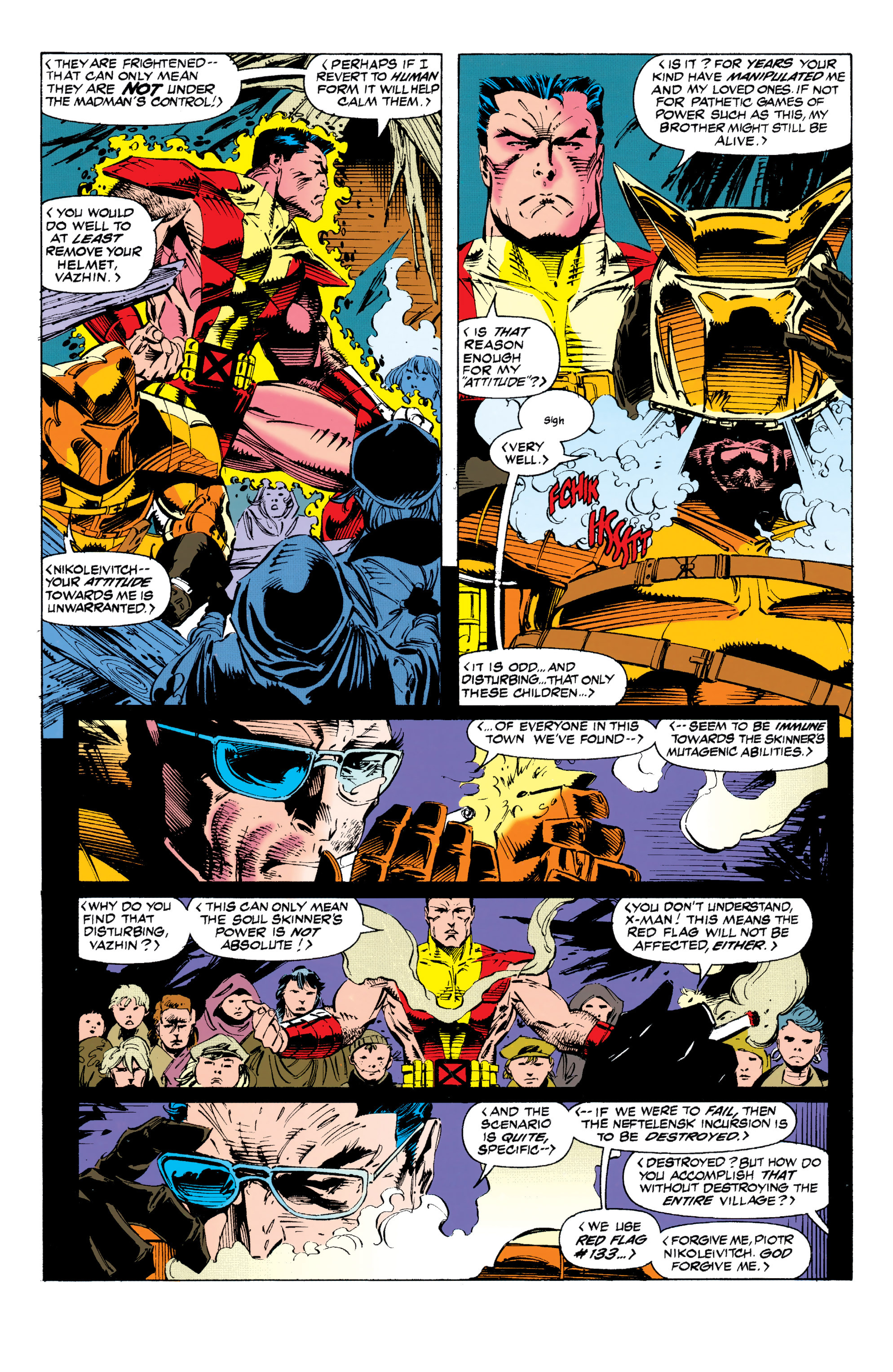 X-Men (1991) 18 Page 18