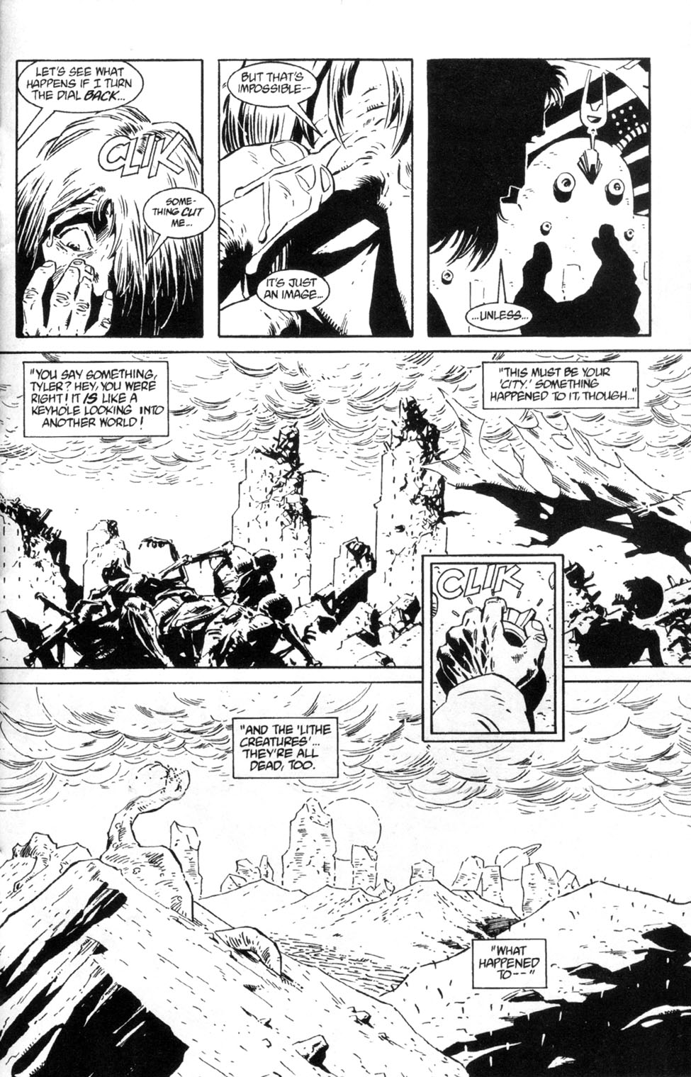 Dark Horse Presents (1986) Issue #142 #147 - English 25