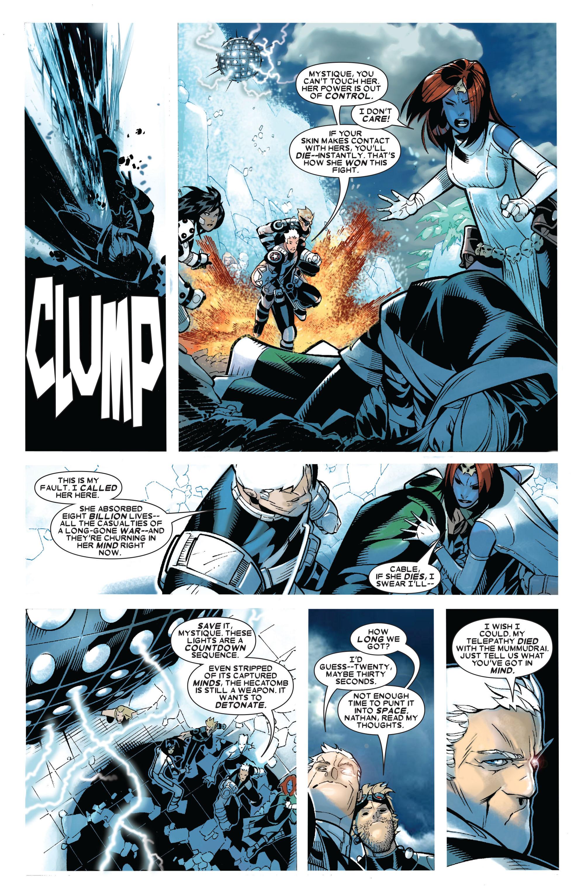 X-Men (1991) 199 Page 17