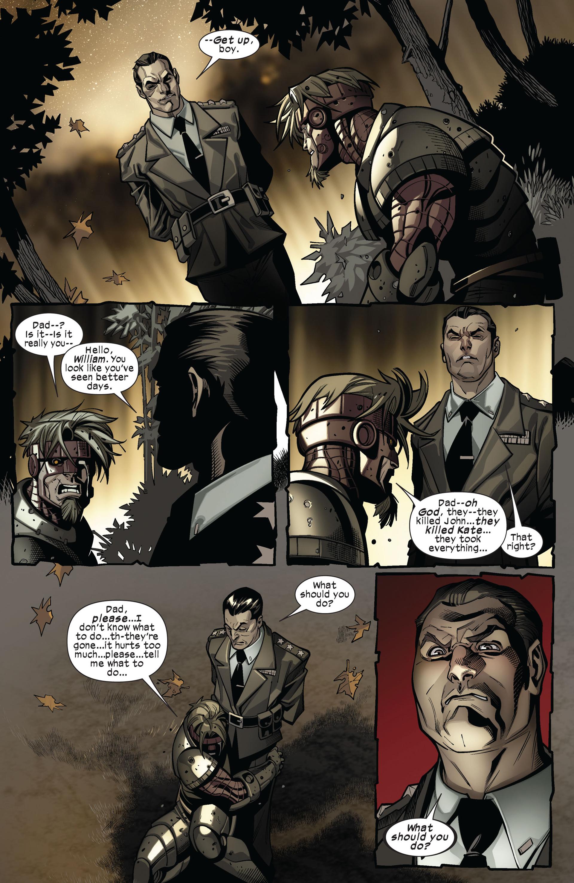 Read online Ultimate Comics X-Men comic -  Issue #4 - 6