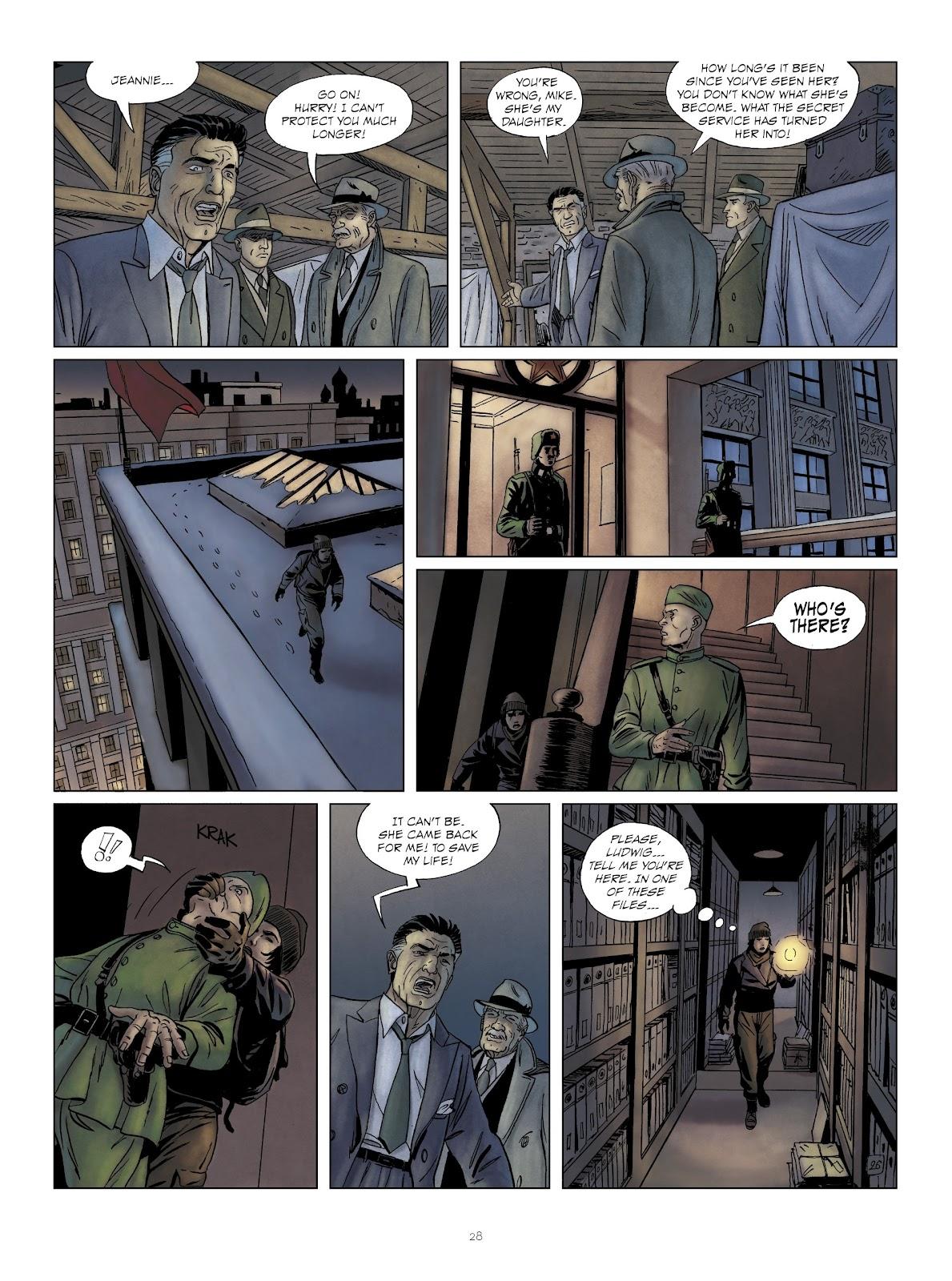 Read online Sherman comic -  Issue #6 - 28