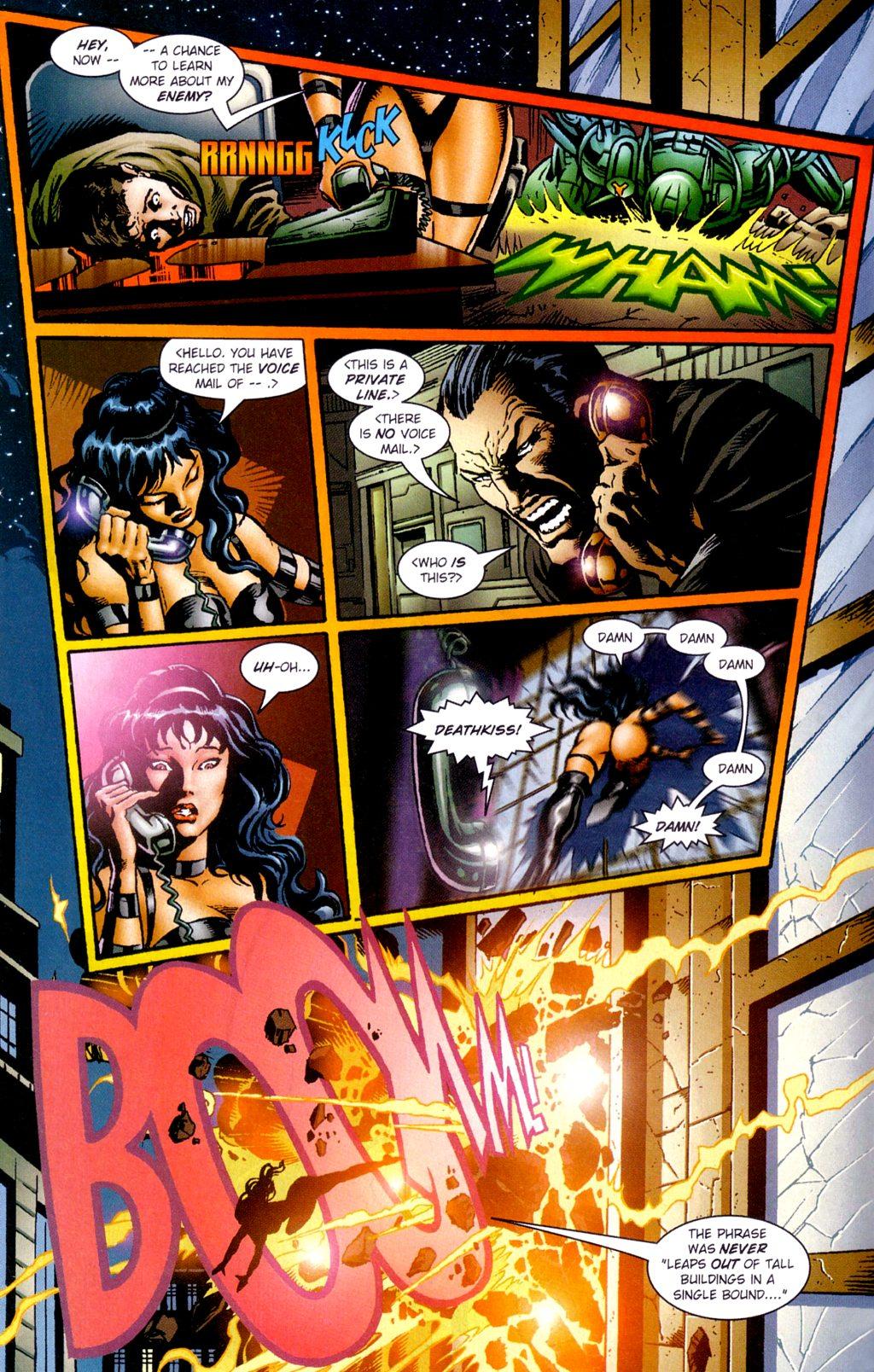 Read online Jade Warriors comic -  Issue #3 - 7