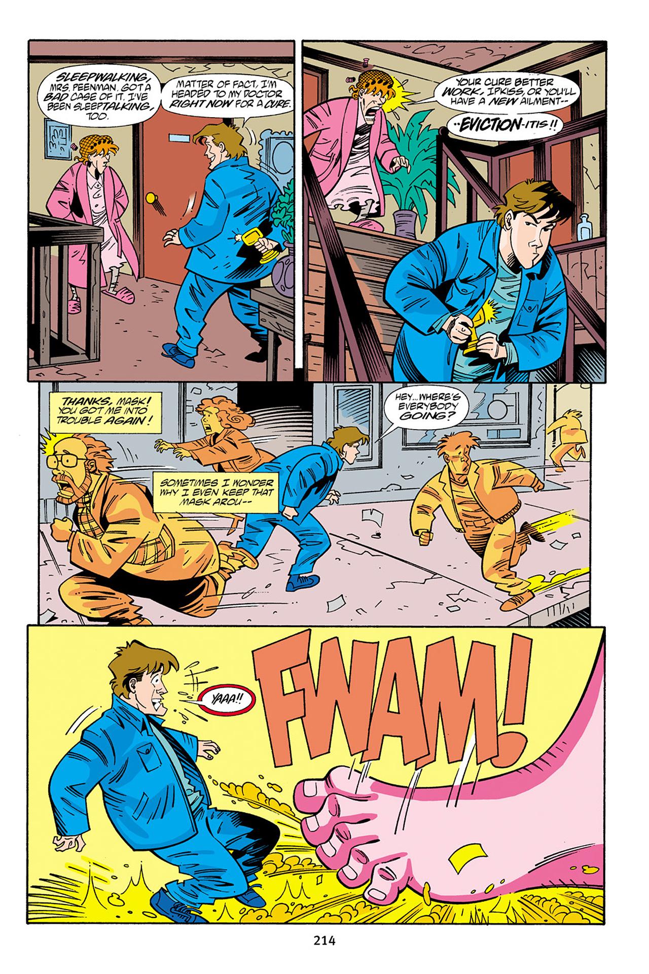Read online Adventures Of The Mask Omnibus comic -  Issue #Adventures Of The Mask Omnibus Full - 213