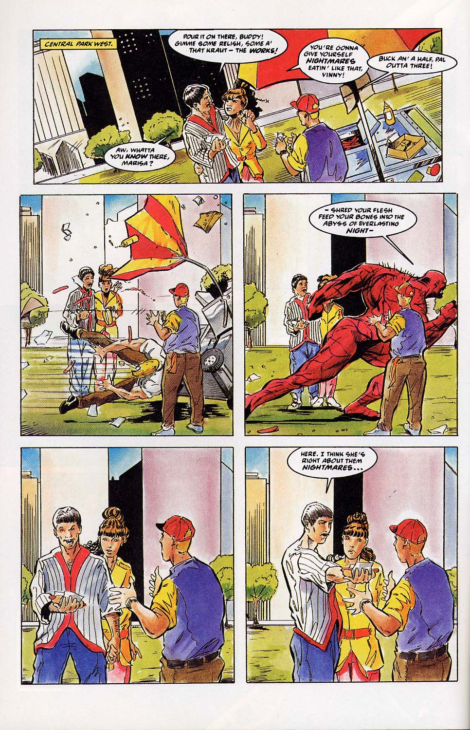Read online Charlemagne comic -  Issue #3 - 17