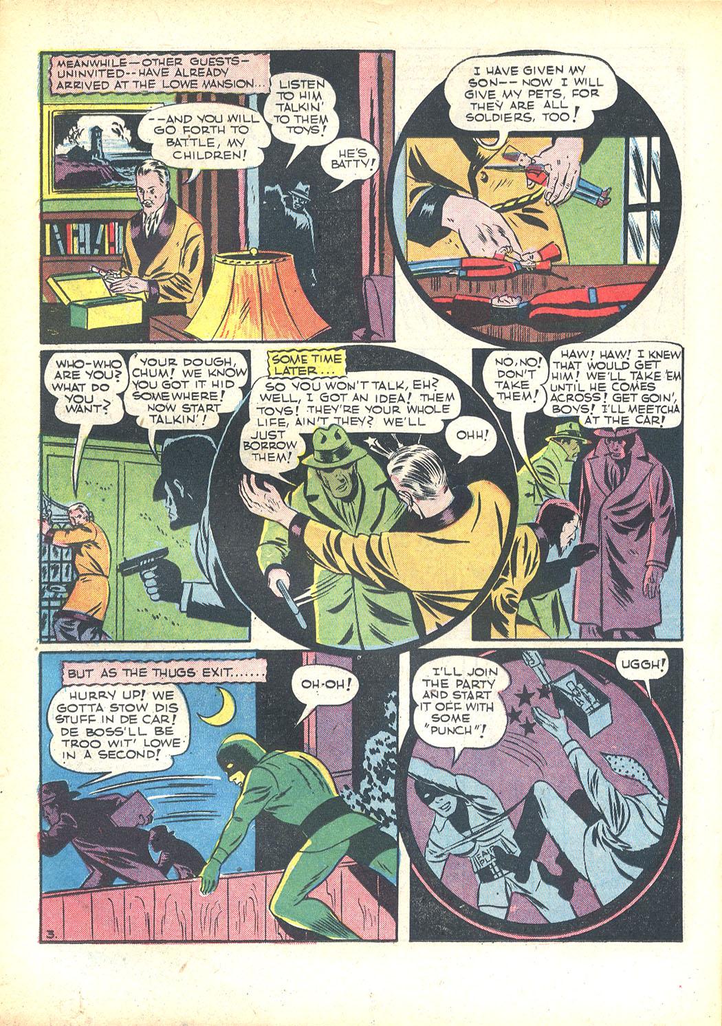 Read online Sensation (Mystery) Comics comic -  Issue #23 - 44