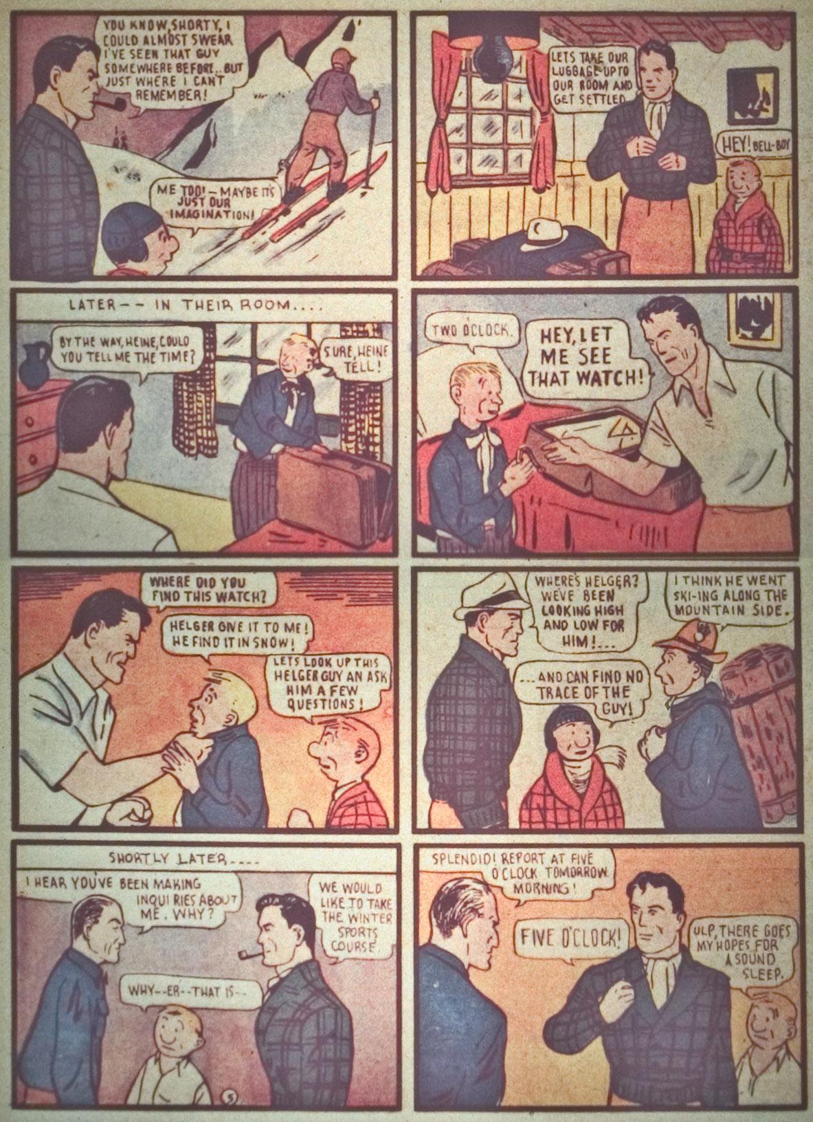Read online Detective Comics (1937) comic -  Issue #27 - 63