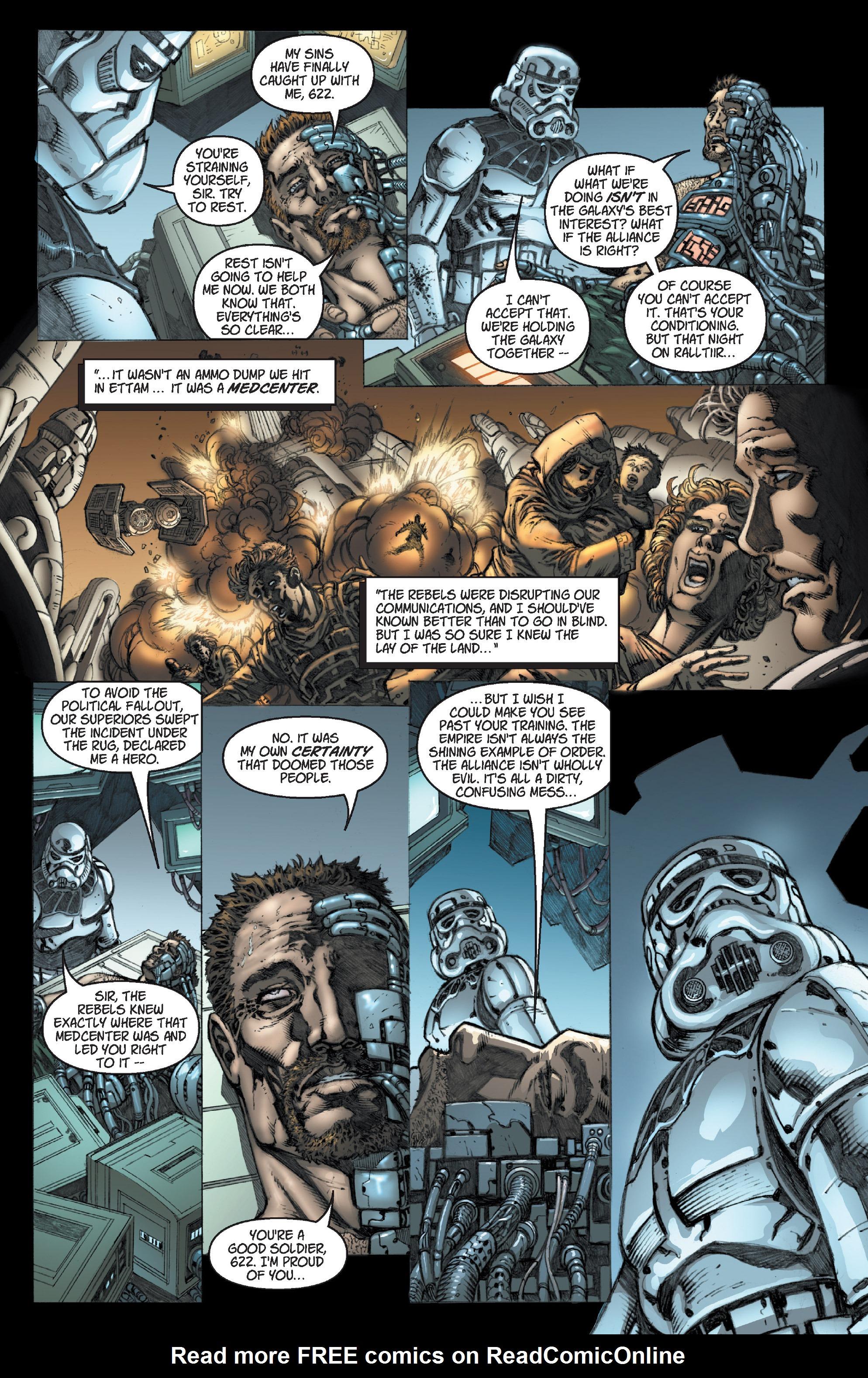 Read online Star Wars Omnibus comic -  Issue # Vol. 17 - 209