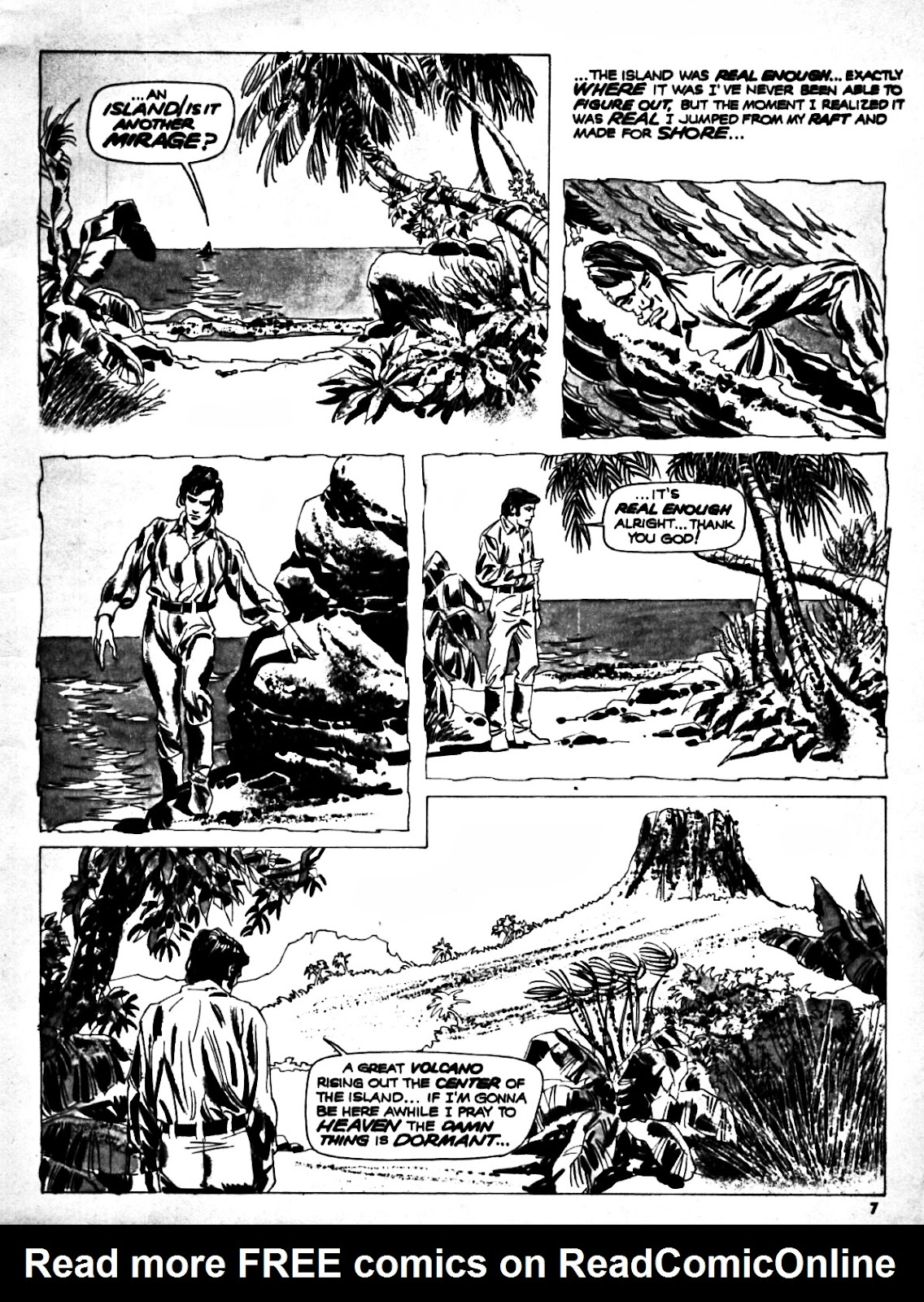 Scream (1973) issue 7 - Page 7