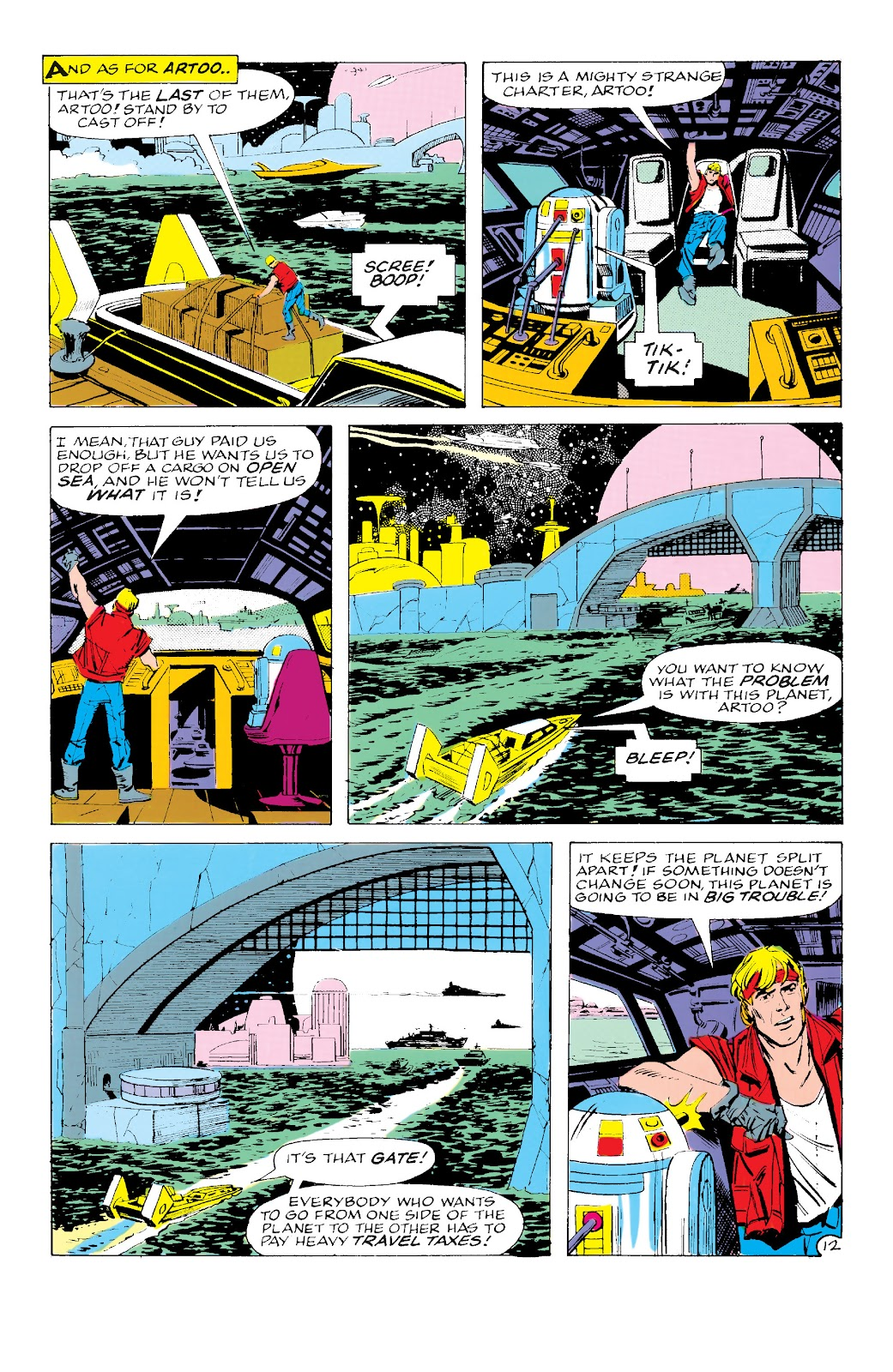 Star Wars: Droids (1986) issue 5 - Page 13