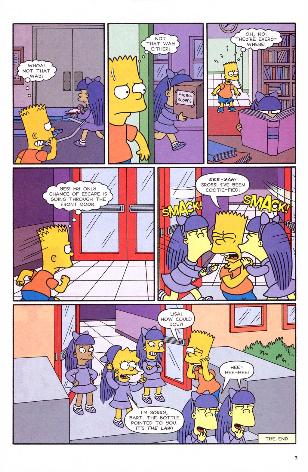 Read online Simpsons Comics Presents Bart Simpson comic -  Issue #24 - 19