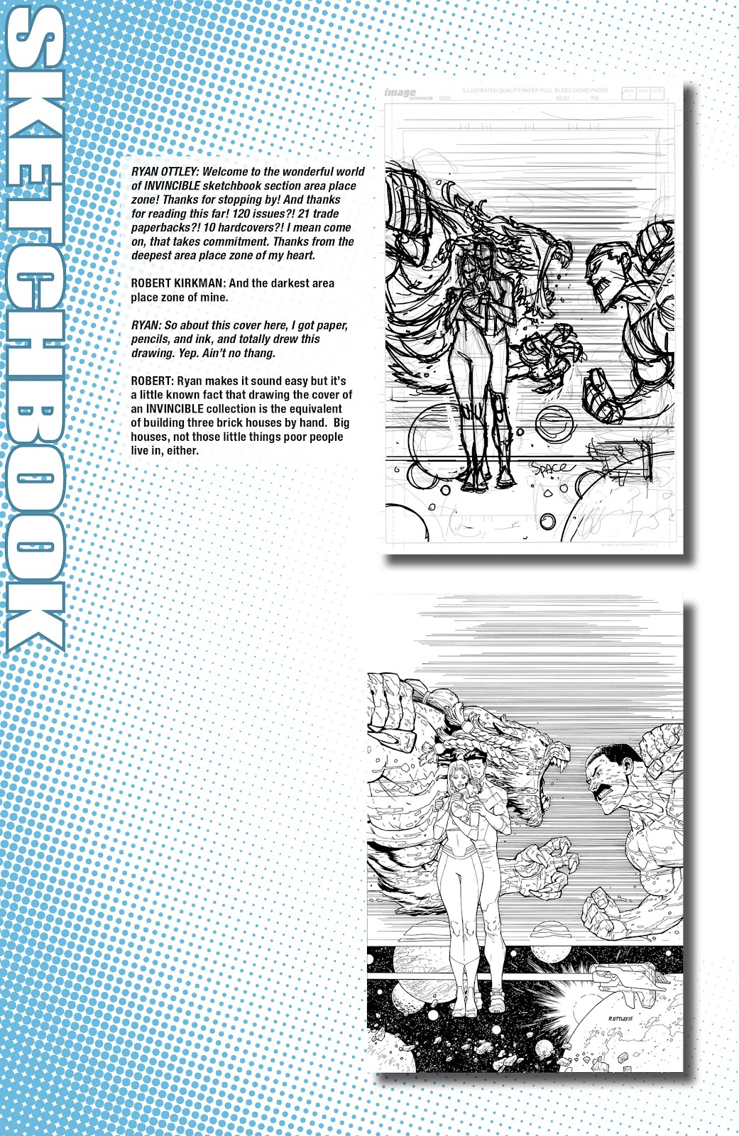 Invincible (2003) issue TPB 21 - Modern Family - Page 129