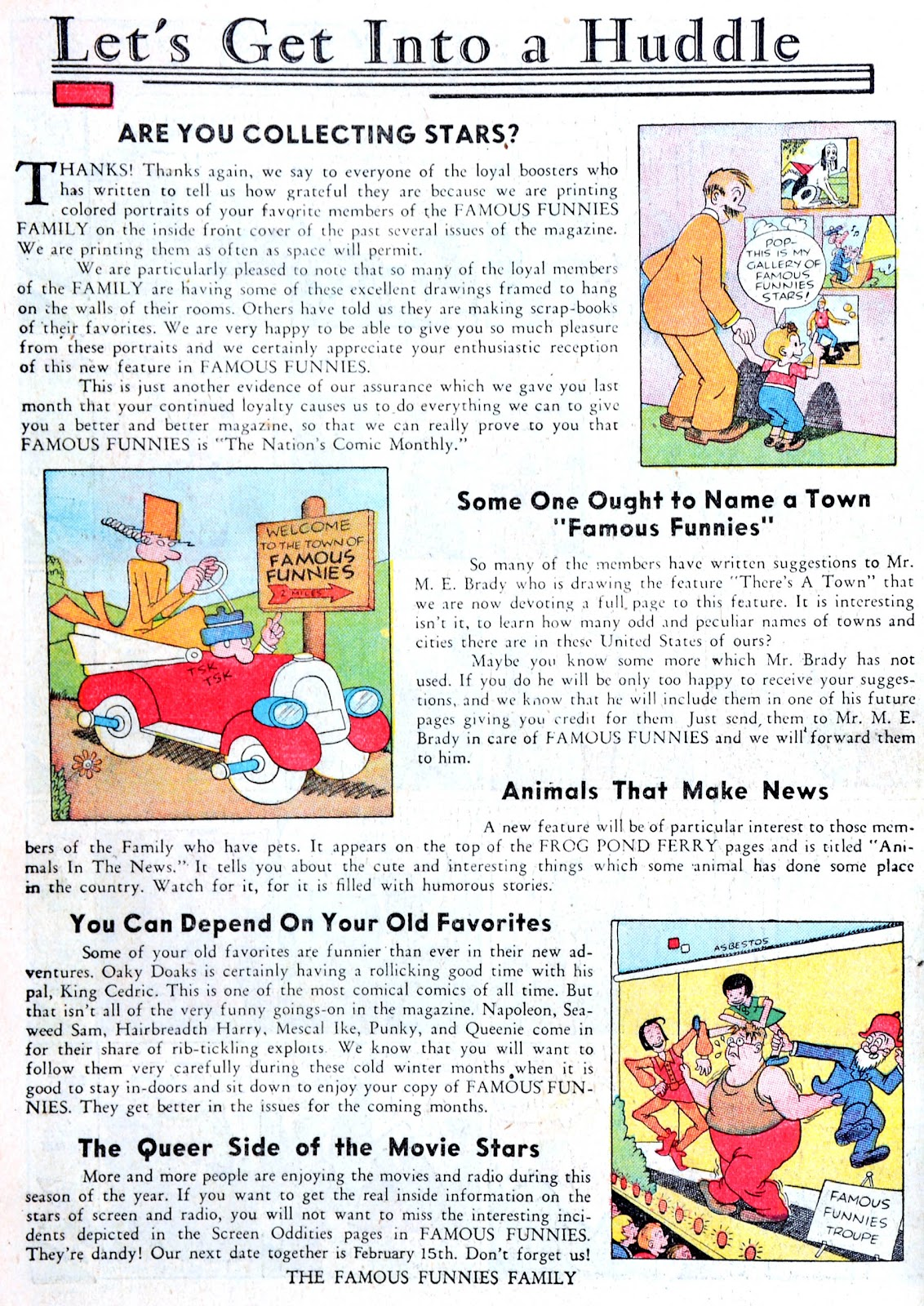 Read online Famous Funnies comic -  Issue #43 - 10