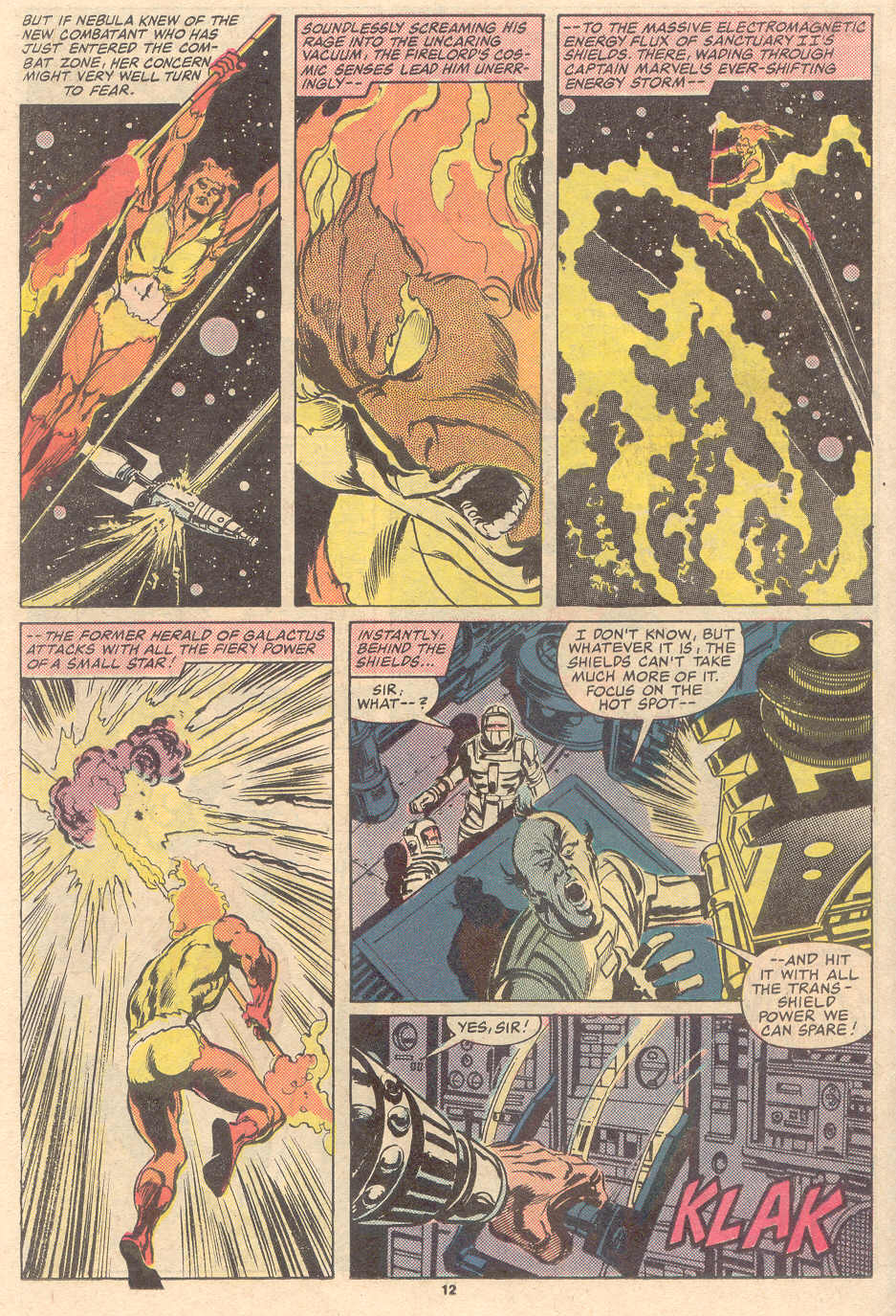 The Avengers (1963) 260 Page 12