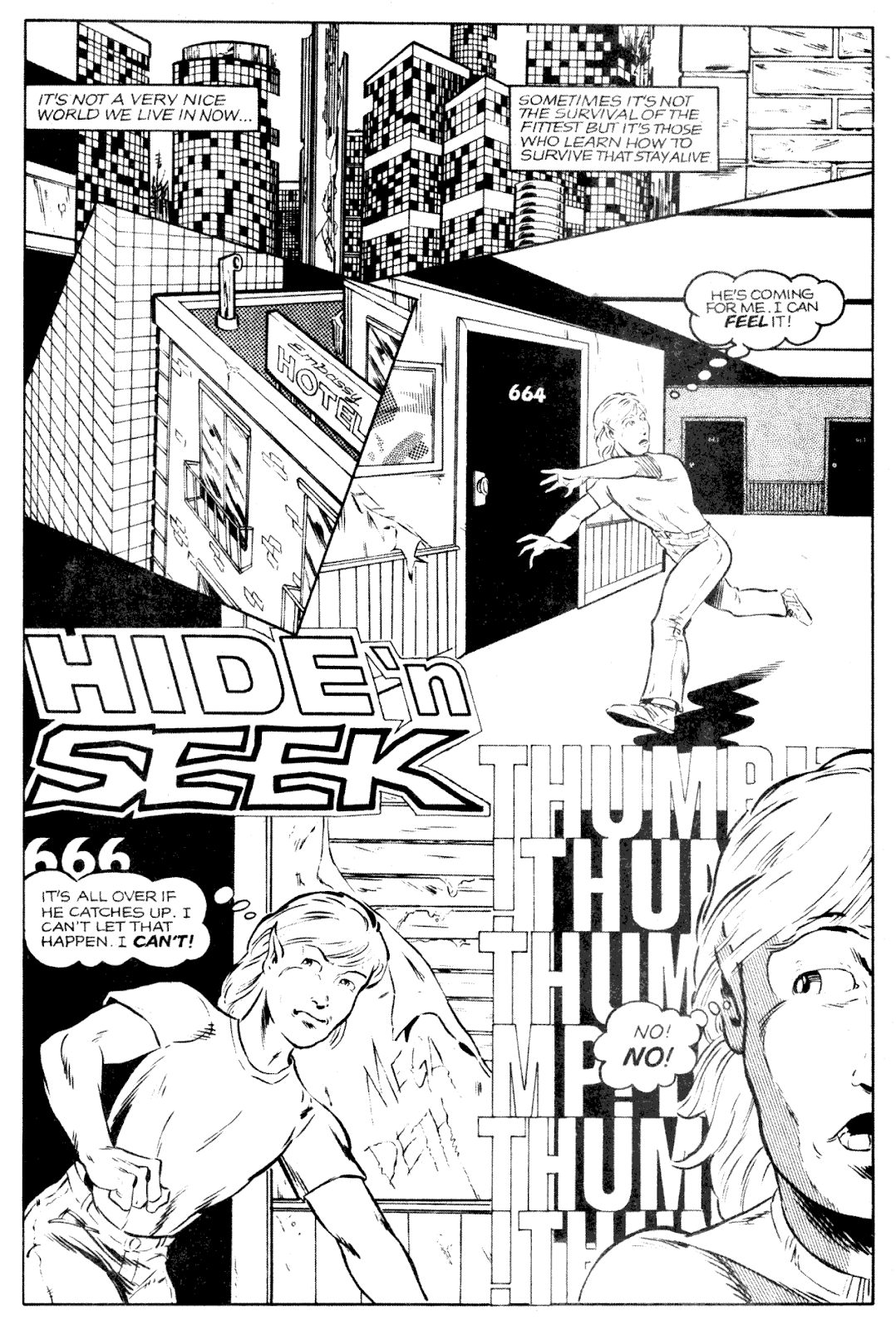 Shattered Earth issue 1 - Page 13