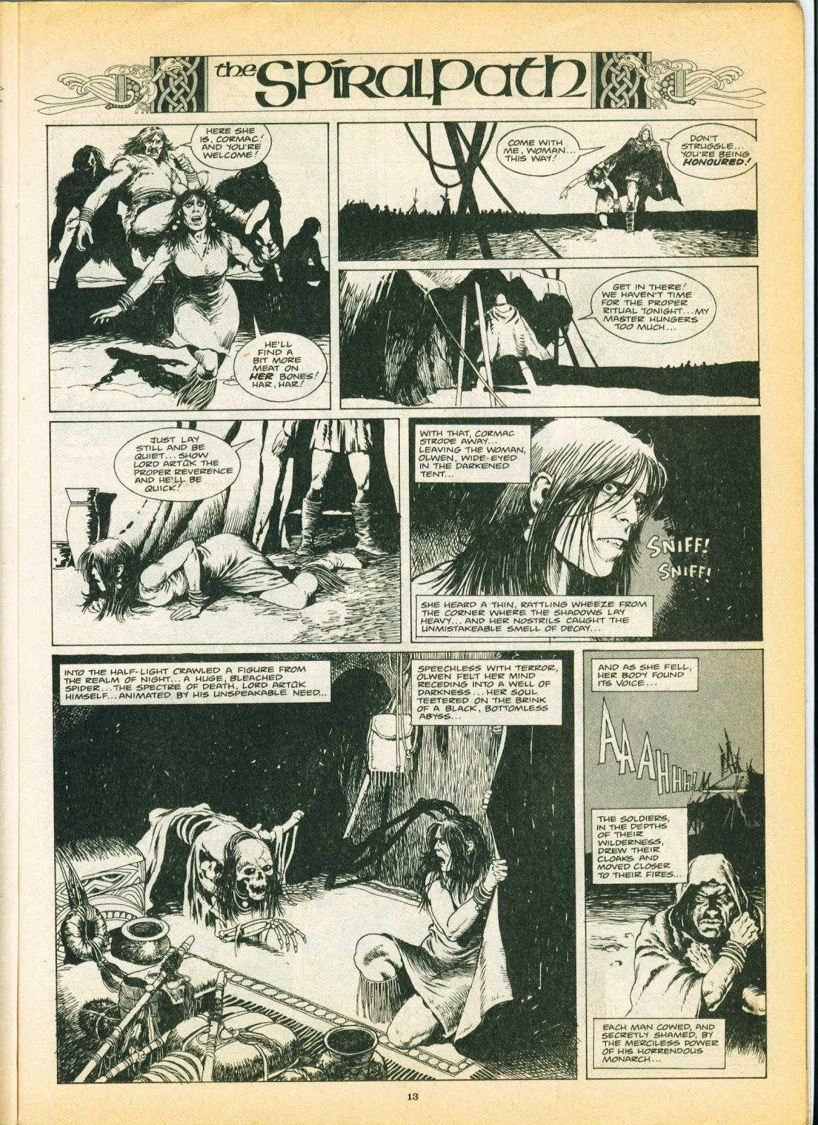 Warrior Issue #6 #7 - English 13
