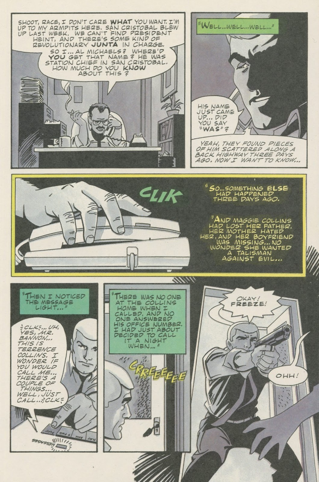 Jonny Quest (1986) issue 18 - Page 15