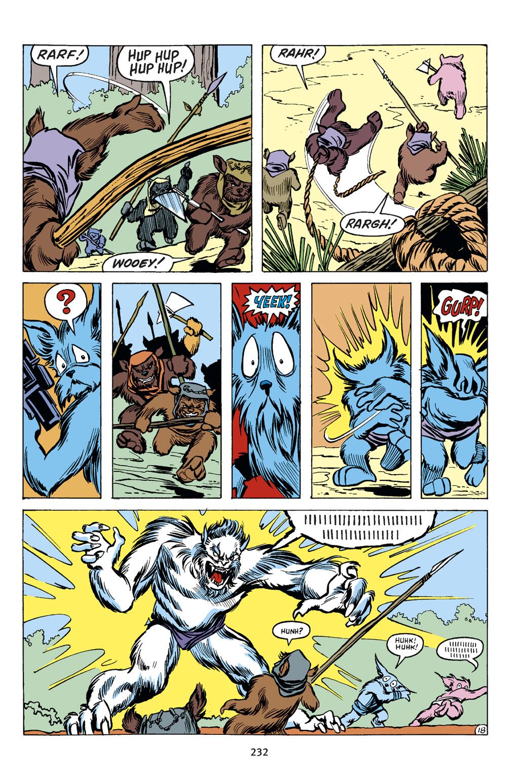 Read online Star Wars Omnibus comic -  Issue # Vol. 21 - 223