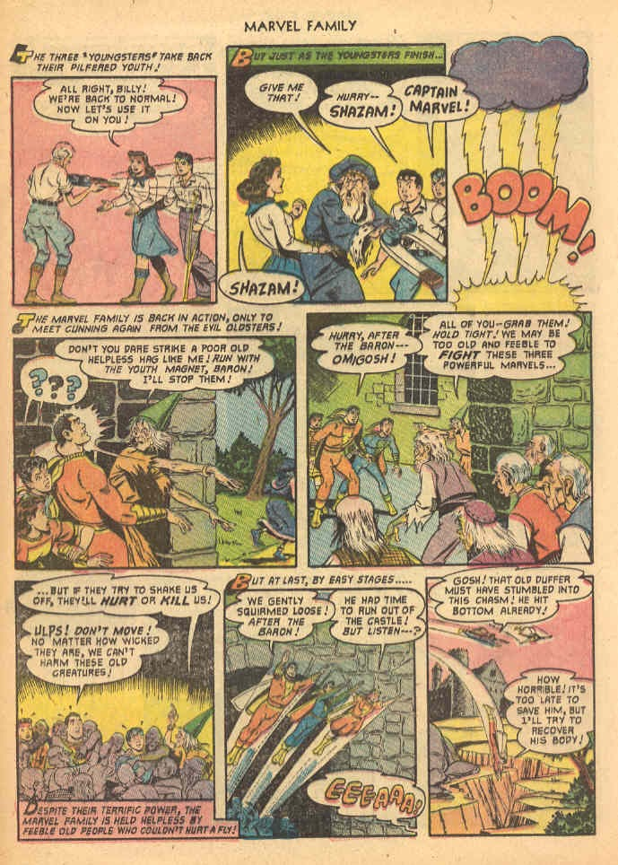 The Marvel Family issue 69 - Page 20