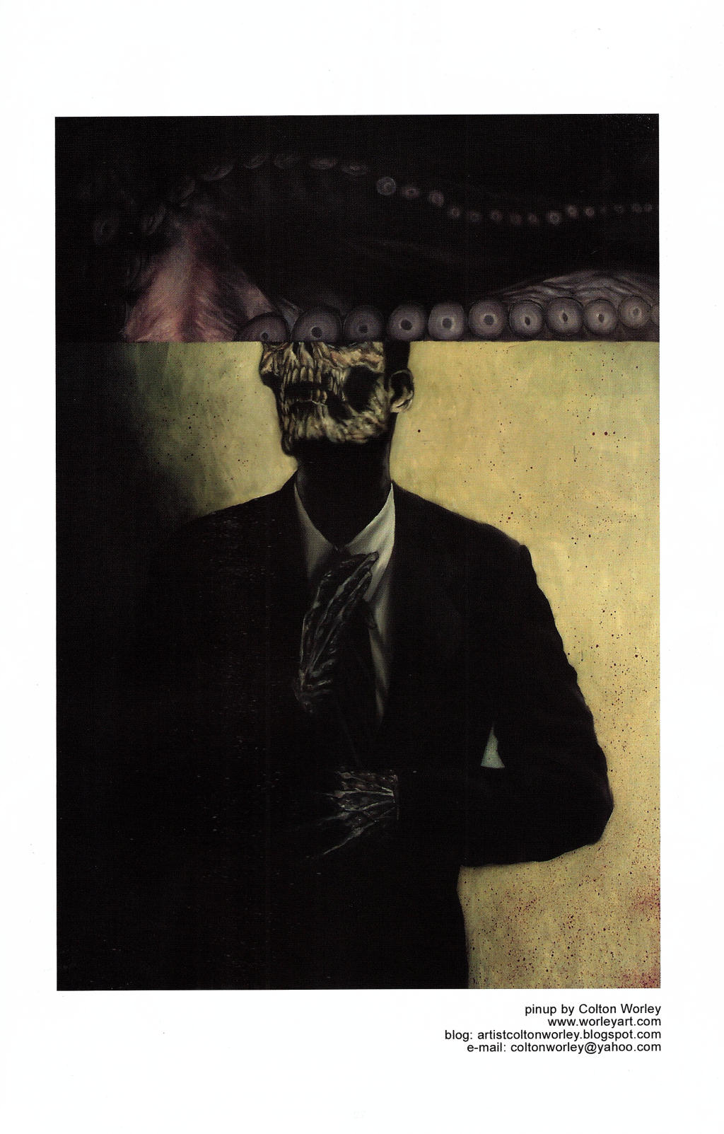 Read online Wormwood: Gentleman Corpse comic -  Issue #4 - 30
