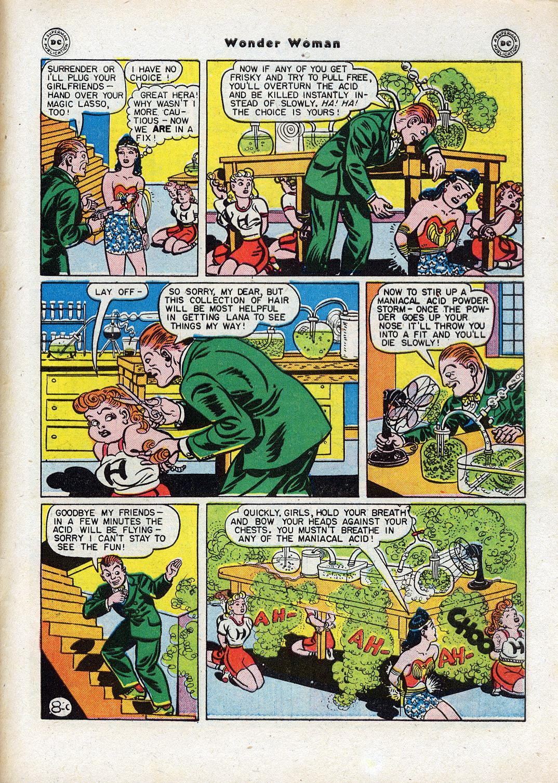 Read online Wonder Woman (1942) comic -  Issue #17 - 47