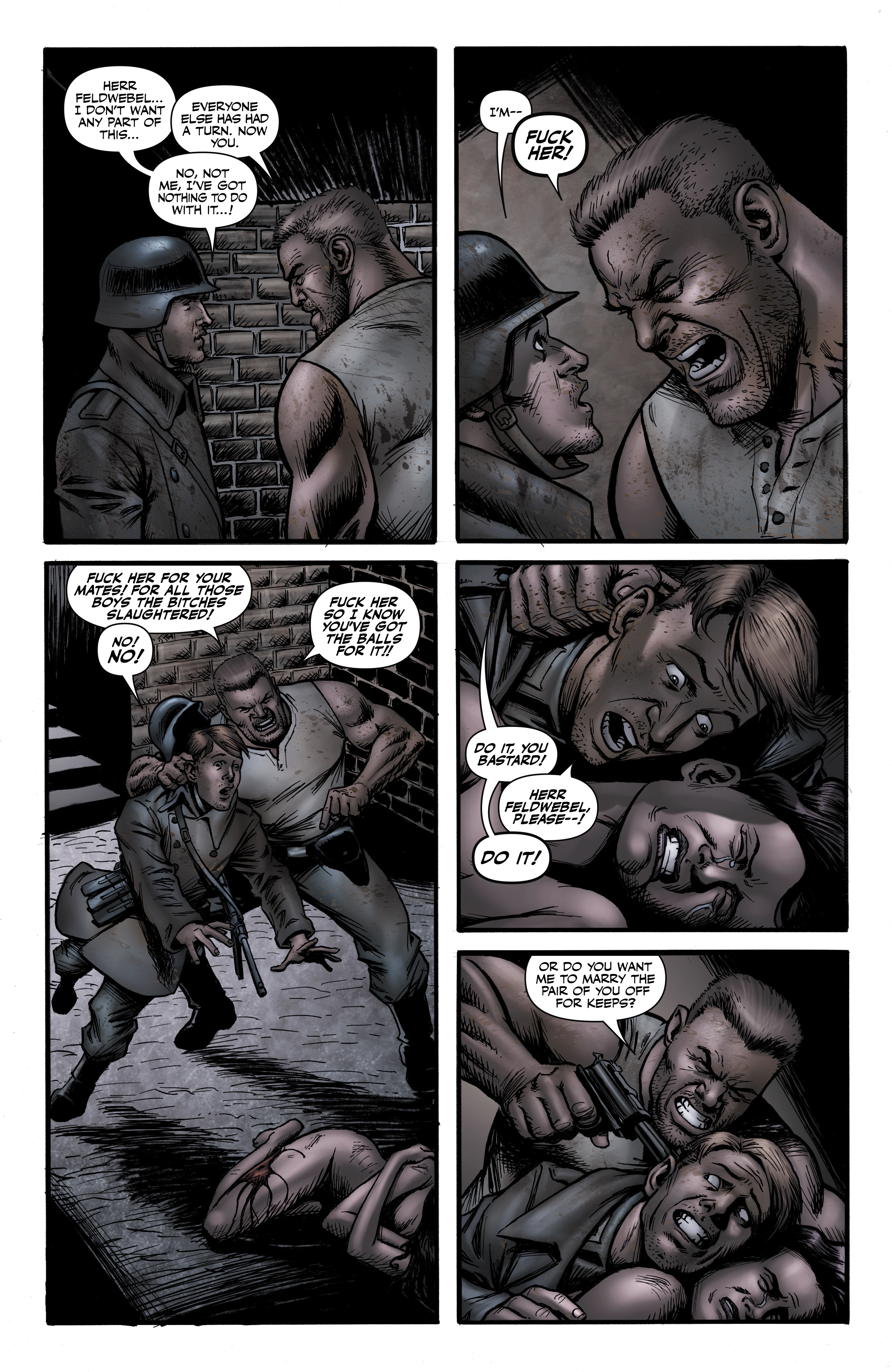 Read online Battlefields: Night Witches comic -  Issue # TPB - 43