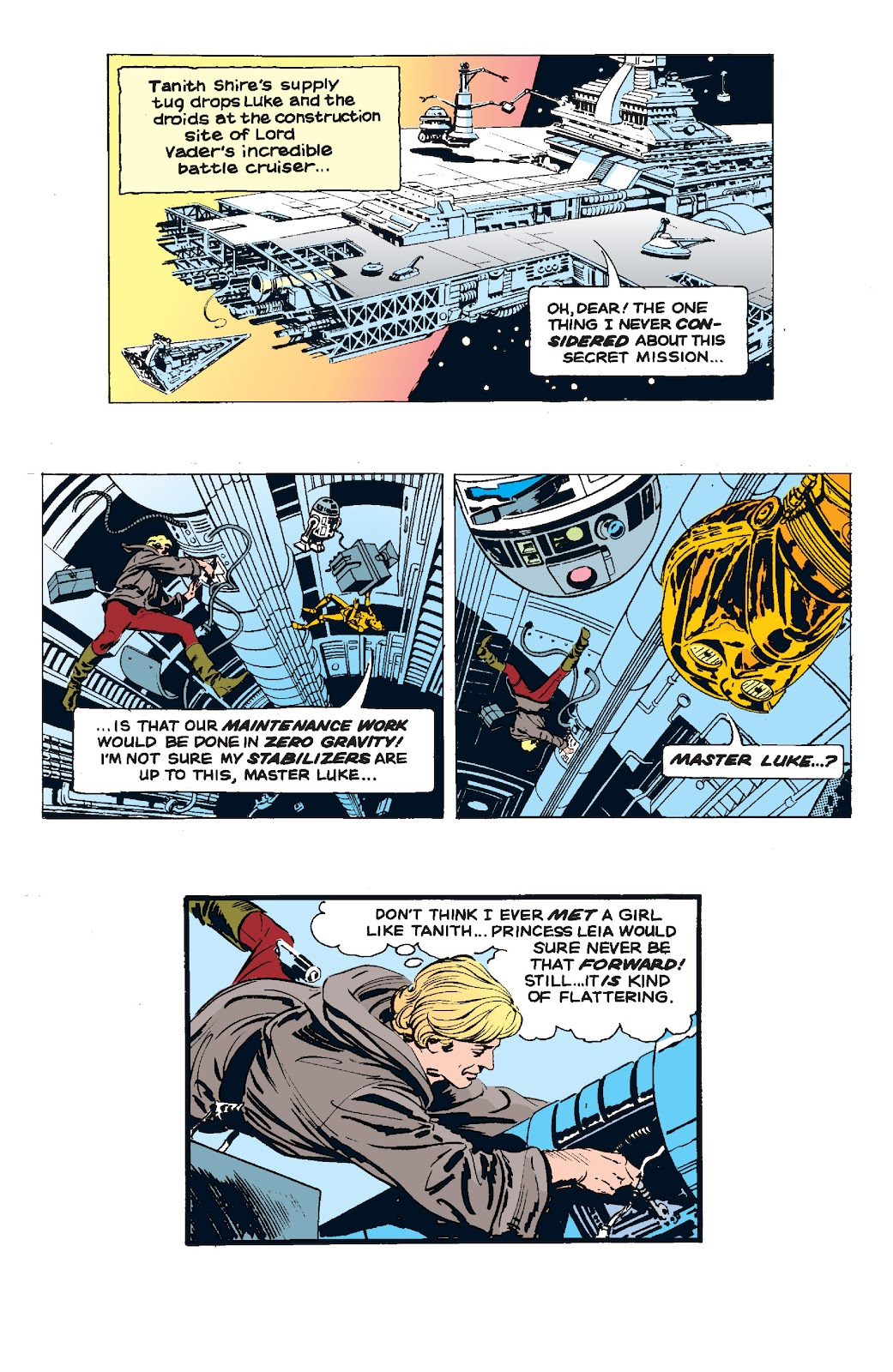 Read online Star Wars Legends: The Newspaper Strips - Epic Collection comic -  Issue # TPB (Part 5) - 50