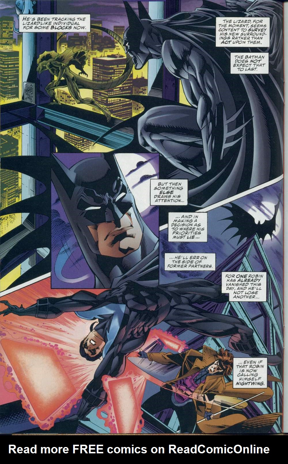 Read online DC Versus Marvel Comics comic -  Issue #2 - 10