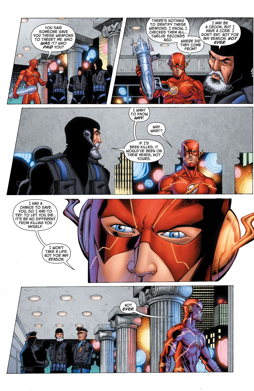Read online The Flash (2011) comic -  Issue # _TPB 6 (Part 1) - 55