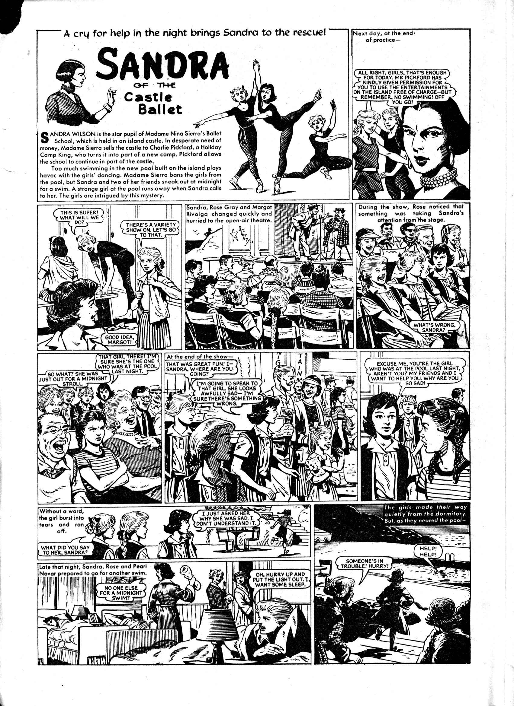 Read online Judy comic -  Issue #382 - 2