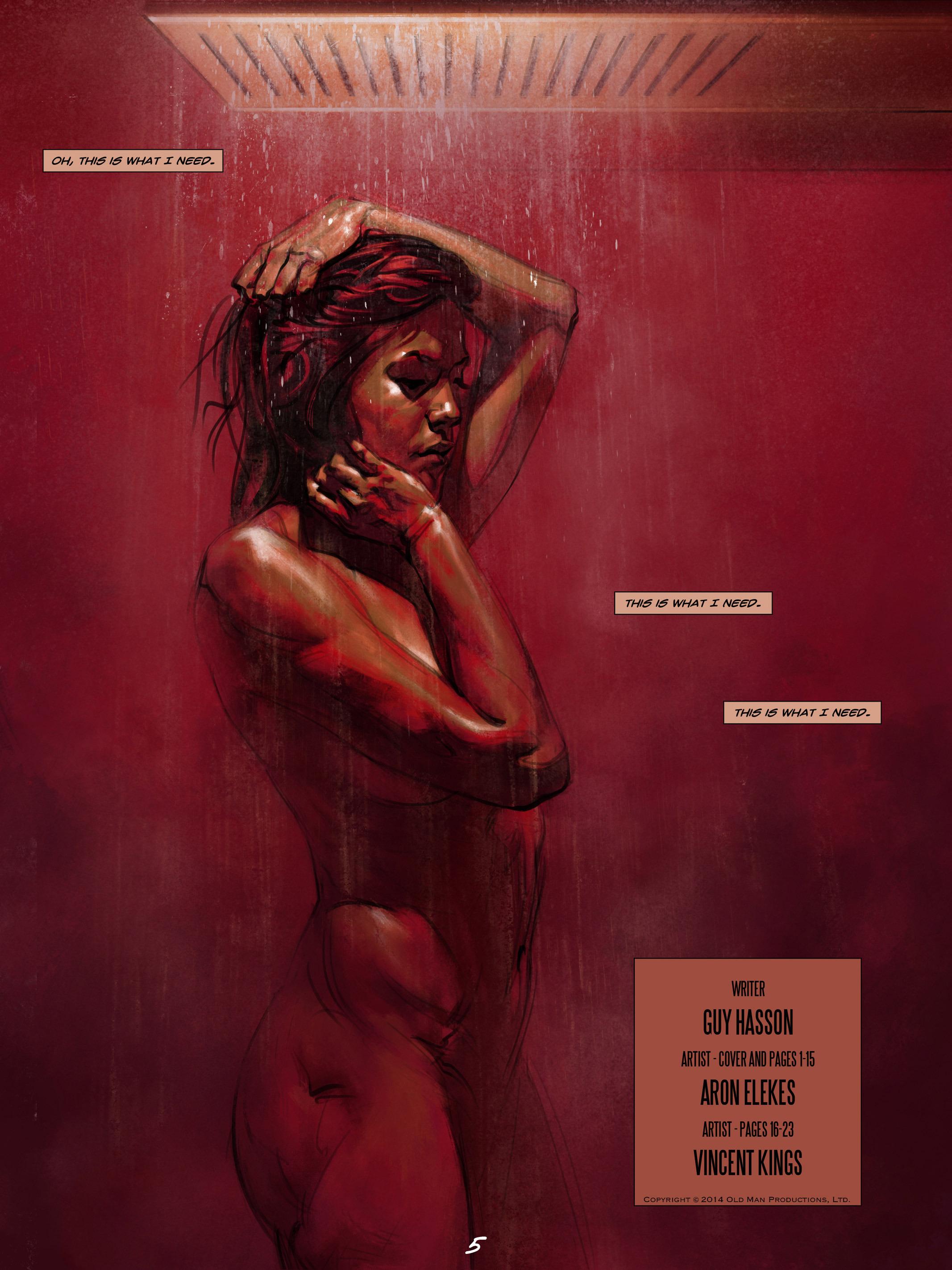 Read online Wynter comic -  Issue #4 - 6