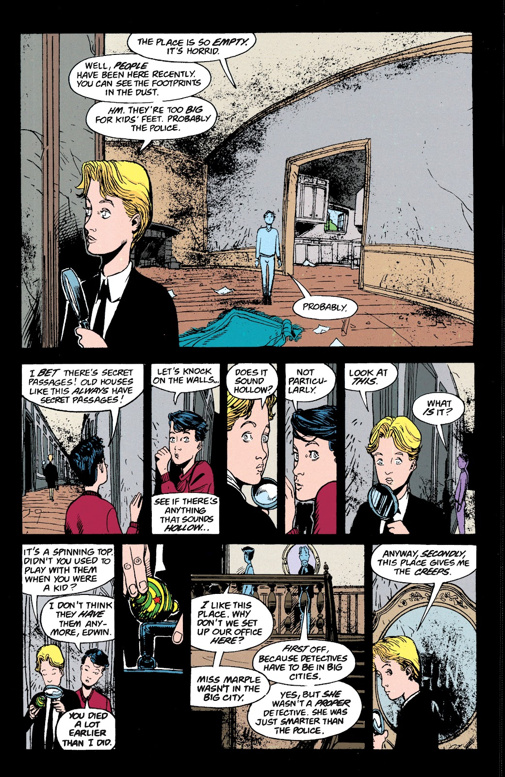 Read online The Children's Crusade comic -  Issue # _TPB (Part 1) - 26