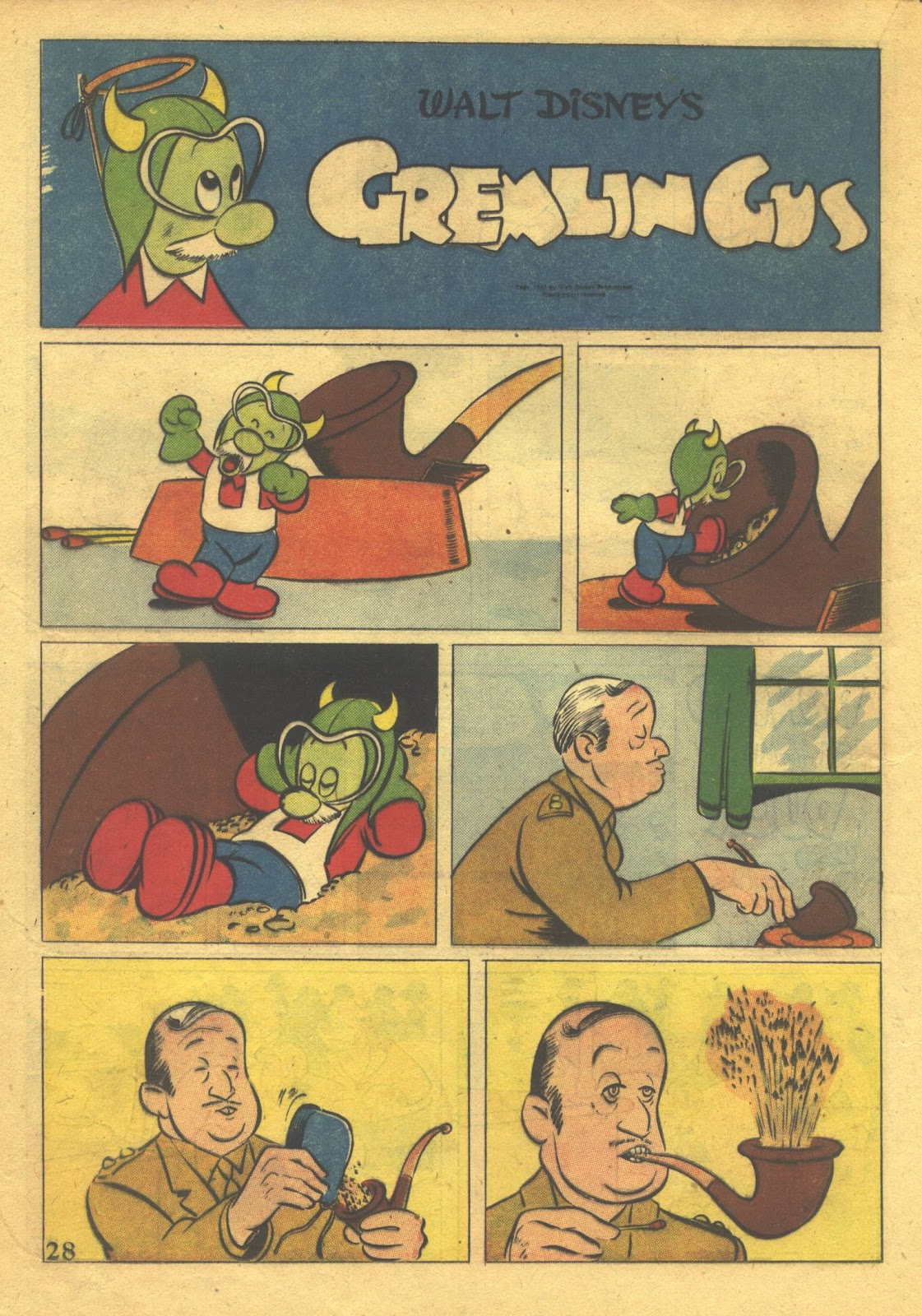 Walt Disney's Comics and Stories issue 39 - Page 30