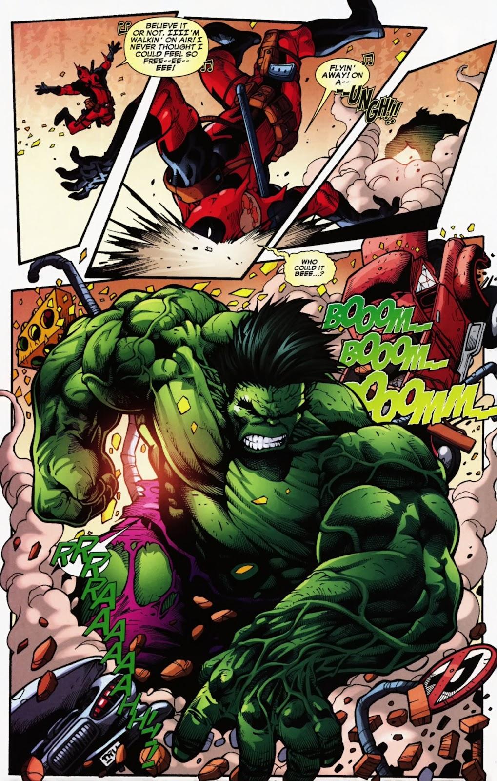 Read online Deadpool (2008) comic -  Issue #38 - 17