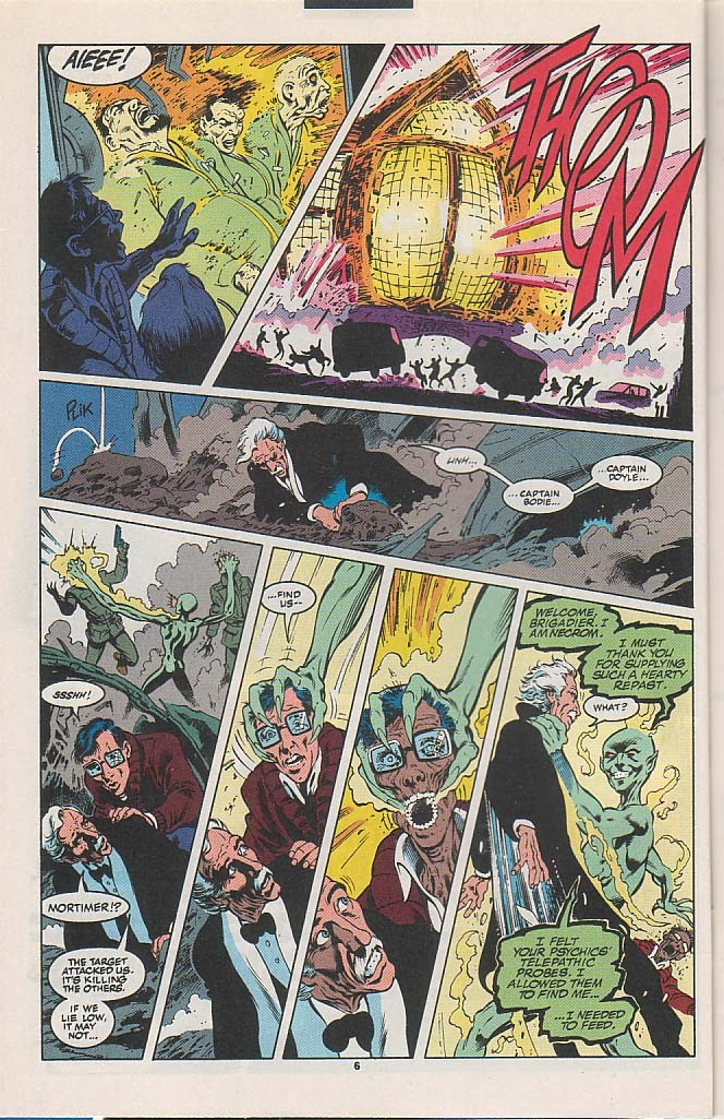 Excalibur (1988) issue 49 - Page 6