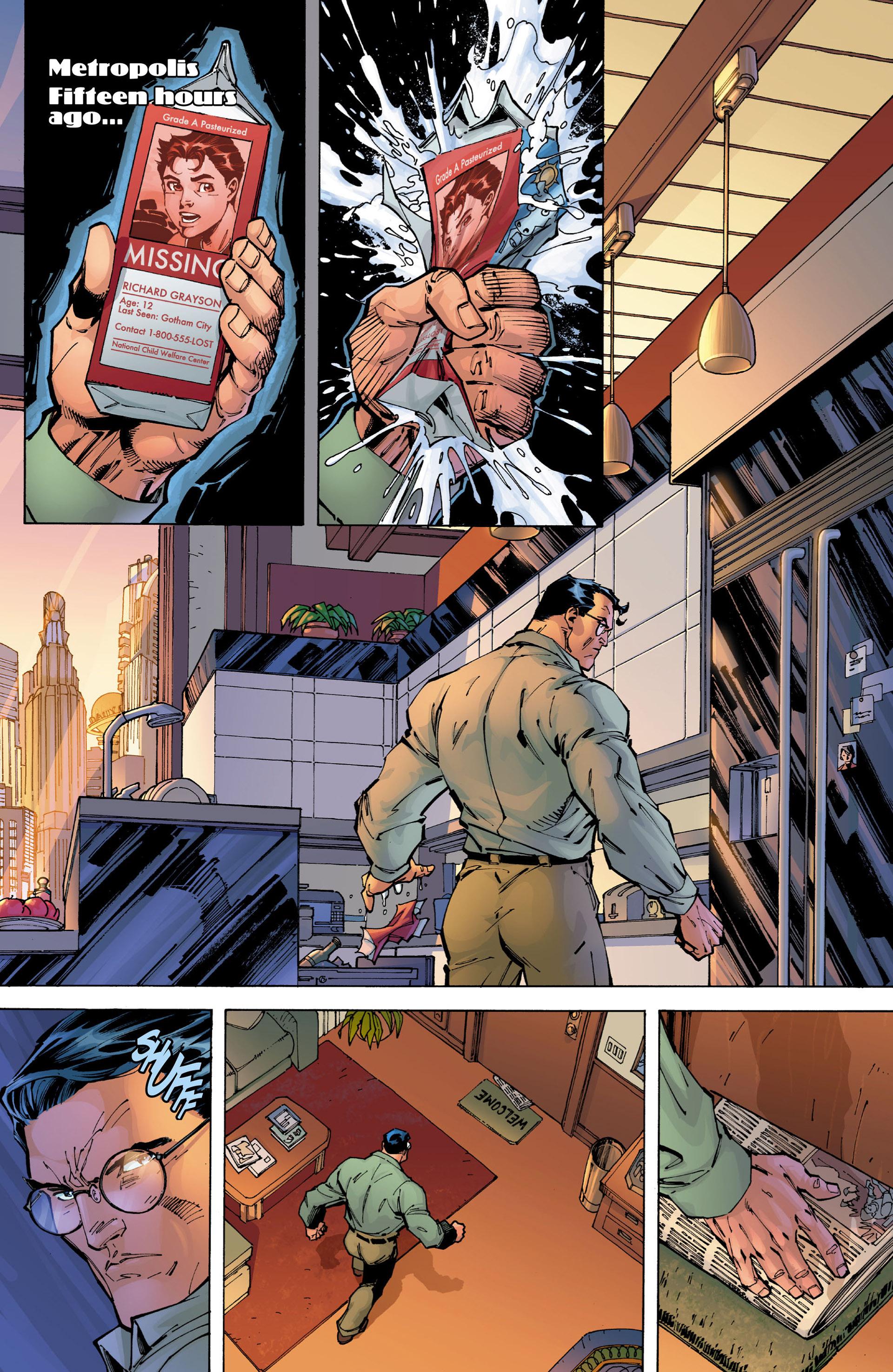 Read online All Star Batman & Robin, The Boy Wonder comic -  Issue #3 - 19